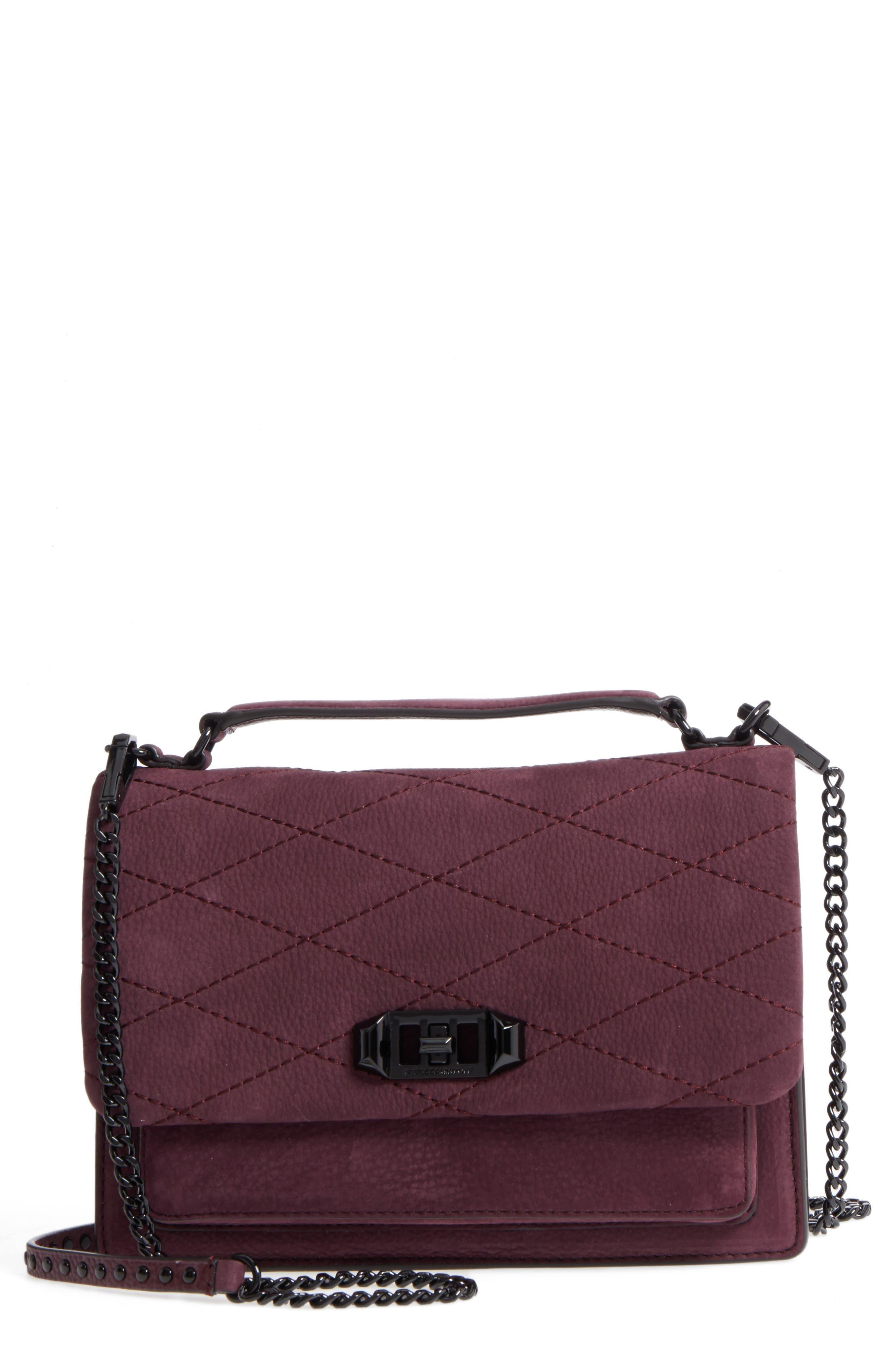 Medium Je T'aime Convertible Leather Crossbody Bag,                             Main thumbnail 6, color,