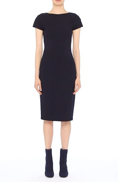 Milano Knit Dress, video thumbnail