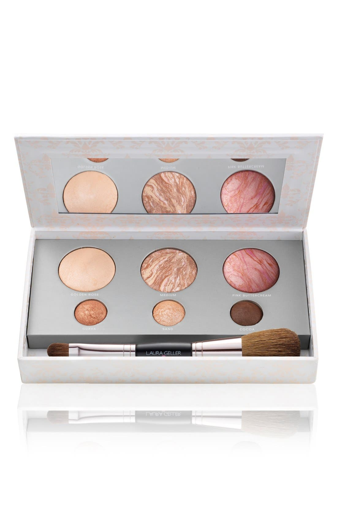 The Best of Baked Palette,                         Main,                         color, 000