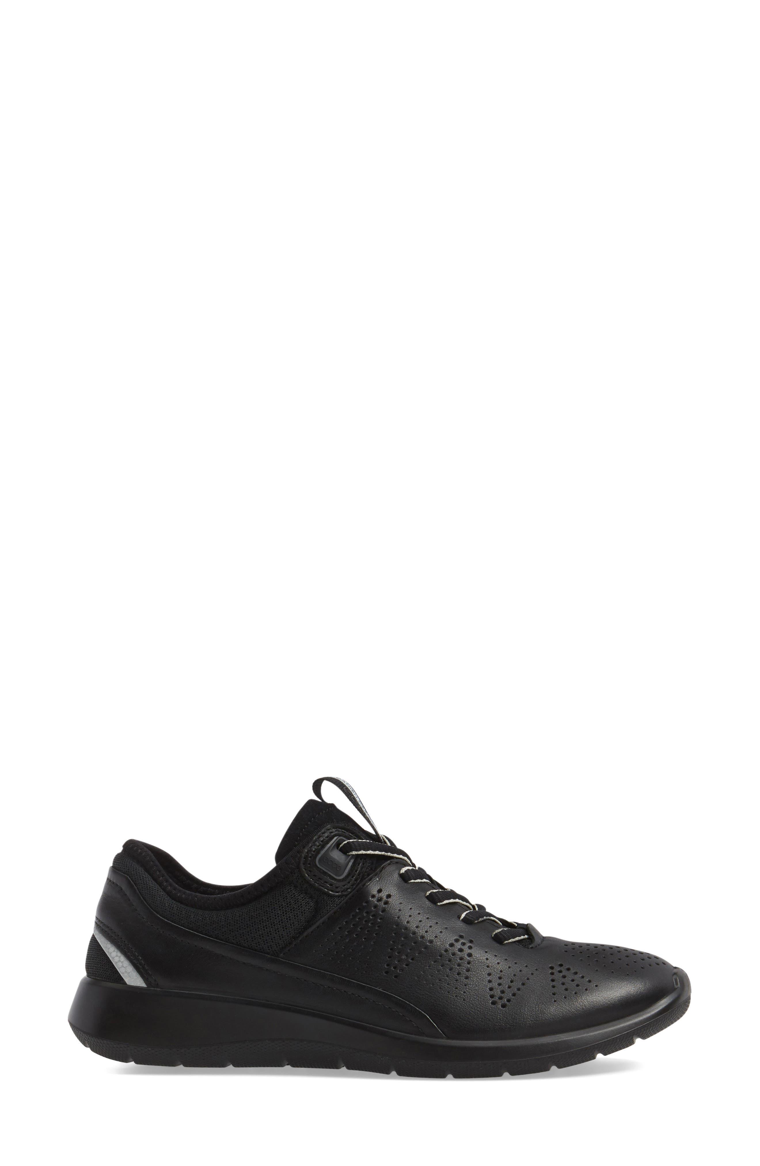 Soft 5 Sneaker,                             Alternate thumbnail 3, color,                             001