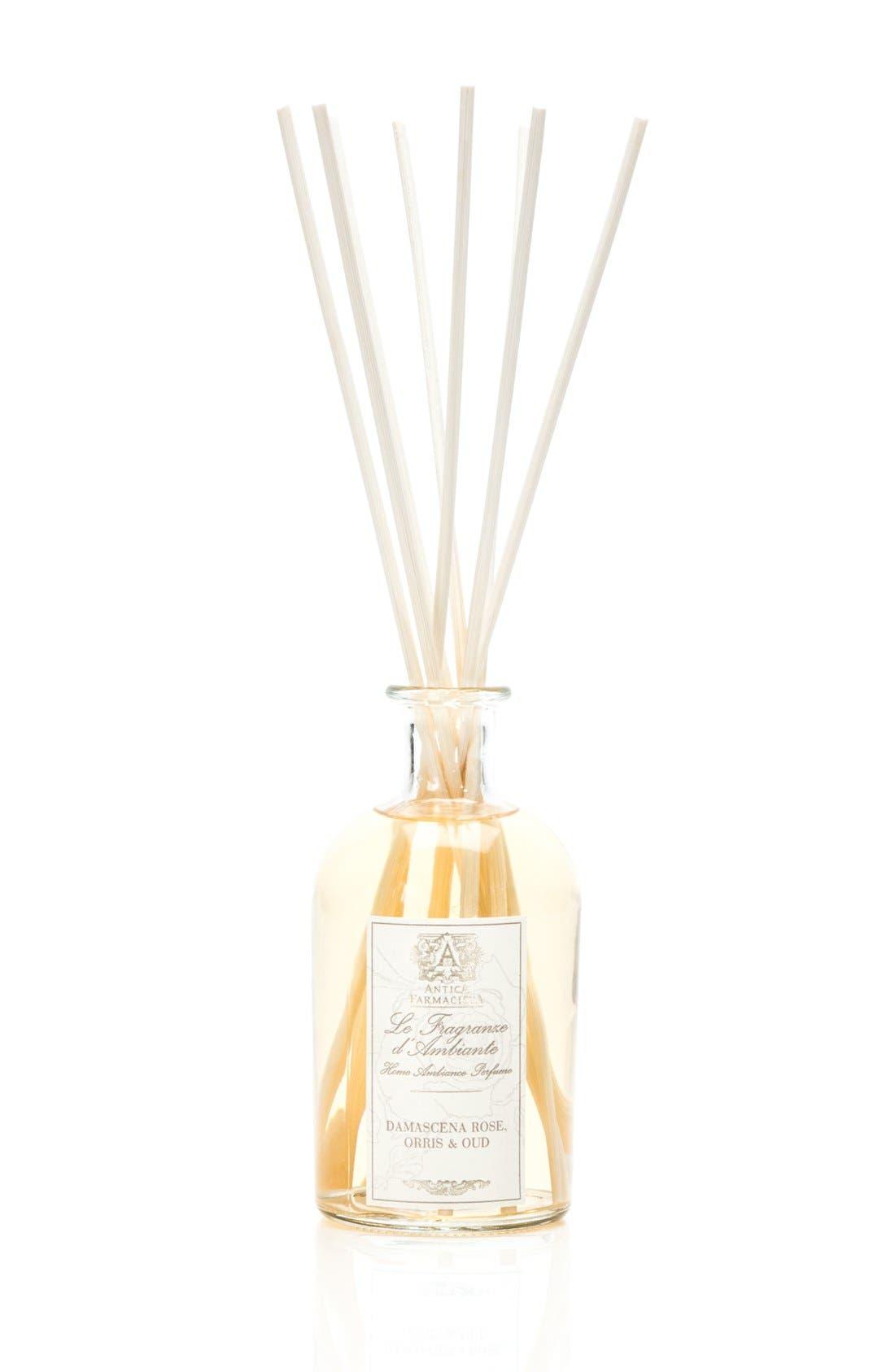 Damascena Rose, Orris & Oud Home Ambiance Perfume,                             Alternate thumbnail 3, color,                             NO COLOR