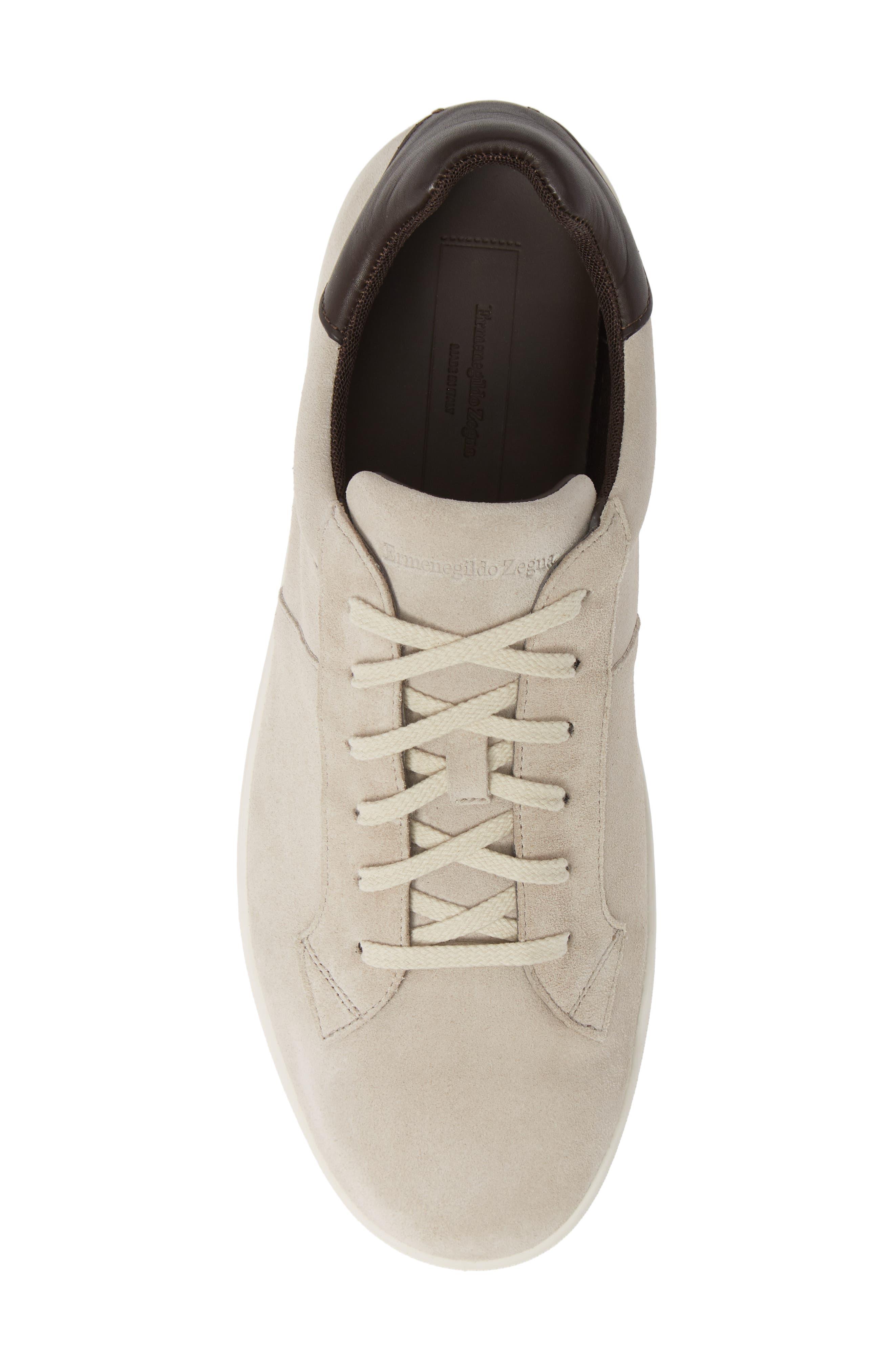 Sneaker,                             Alternate thumbnail 5, color,                             IVORY