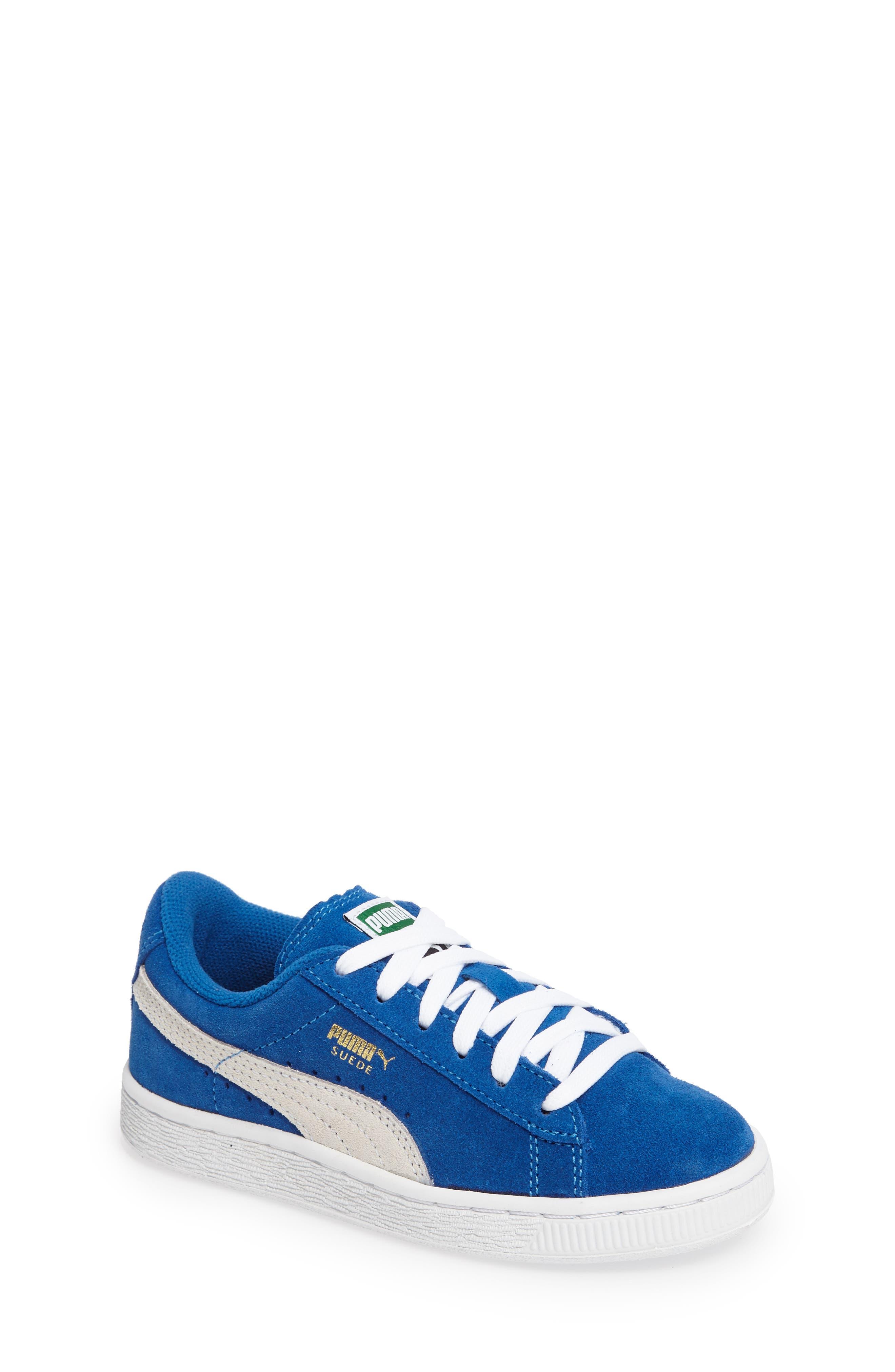Suede PS Sneaker,                         Main,                         color, 400