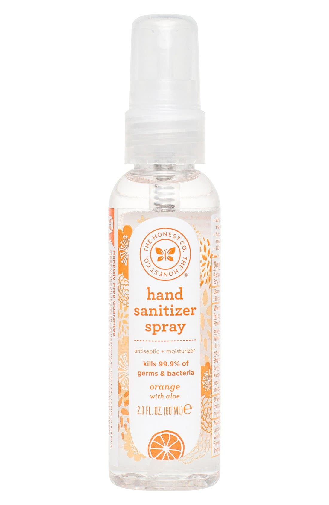 Hand Sanitizer Spray,                             Main thumbnail 1, color,                             100