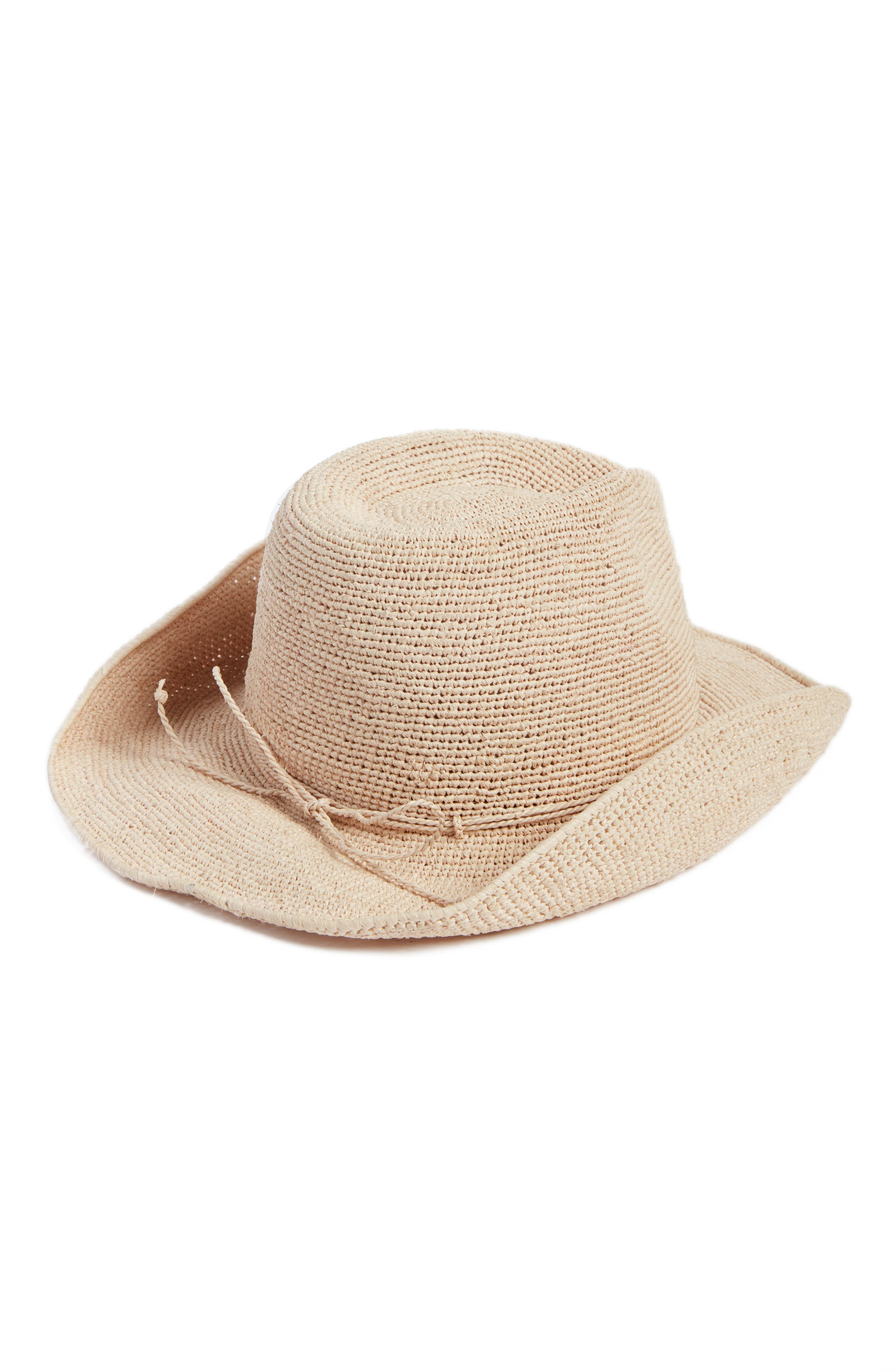 Belen Western Hat,                             Alternate thumbnail 2, color,                             NATURAL