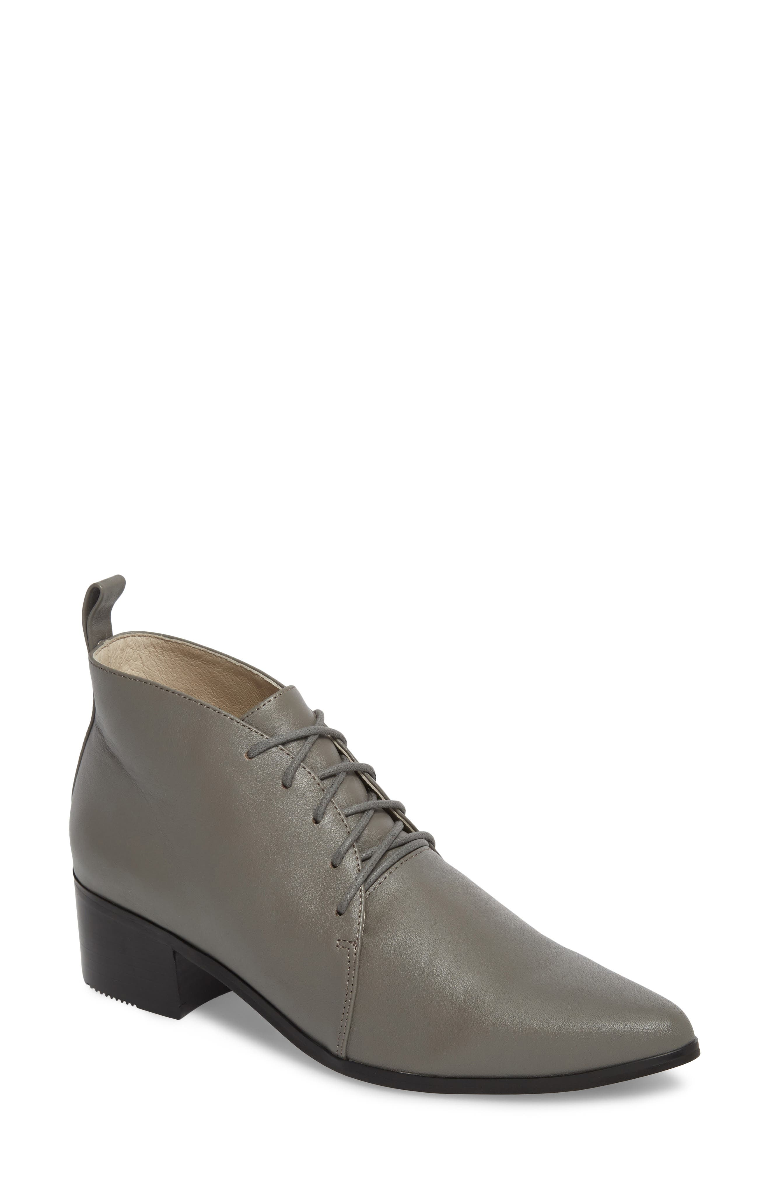 Waverly Lace-Up Bootie,                             Main thumbnail 1, color,                             035