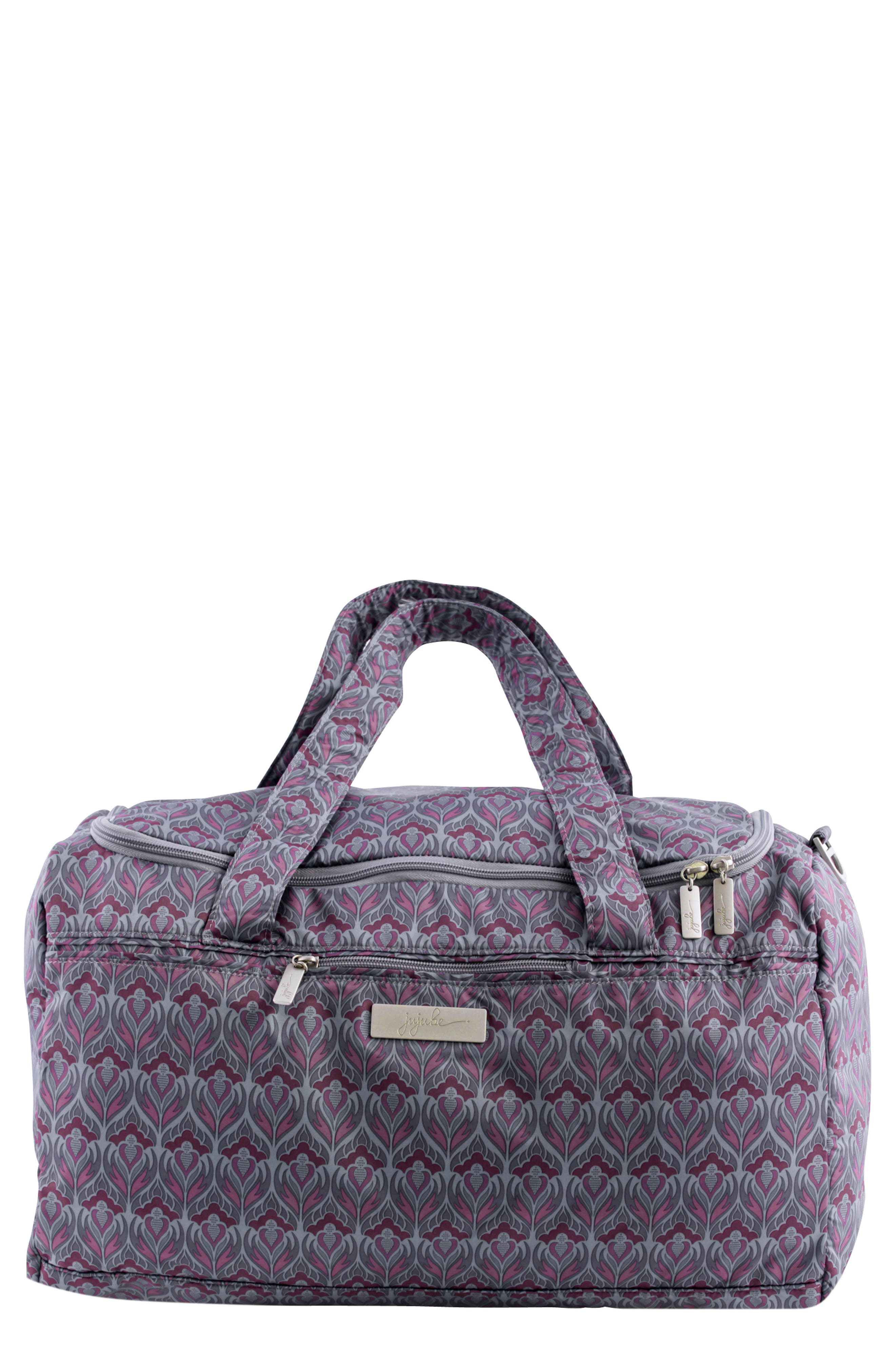 'Starlet' Travel Diaper Bag,                             Main thumbnail 1, color,
