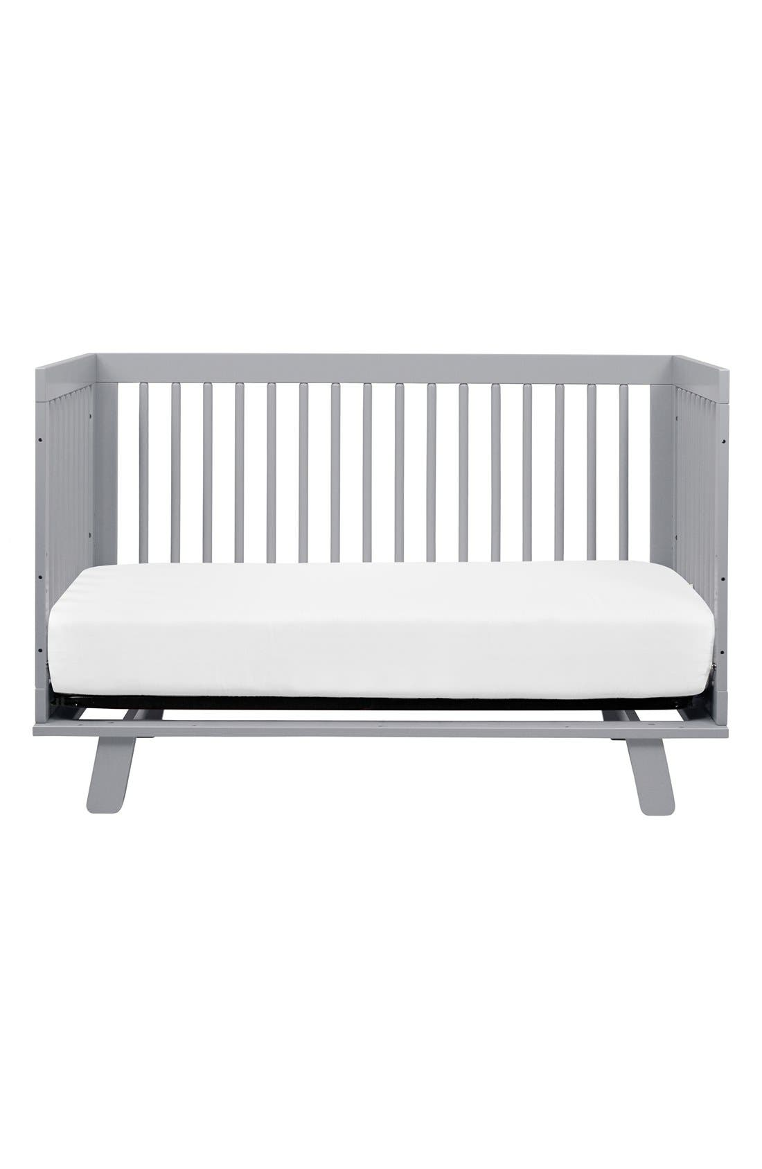 'Hudson' 3-in-1 Convertible Crib,                             Alternate thumbnail 17, color,
