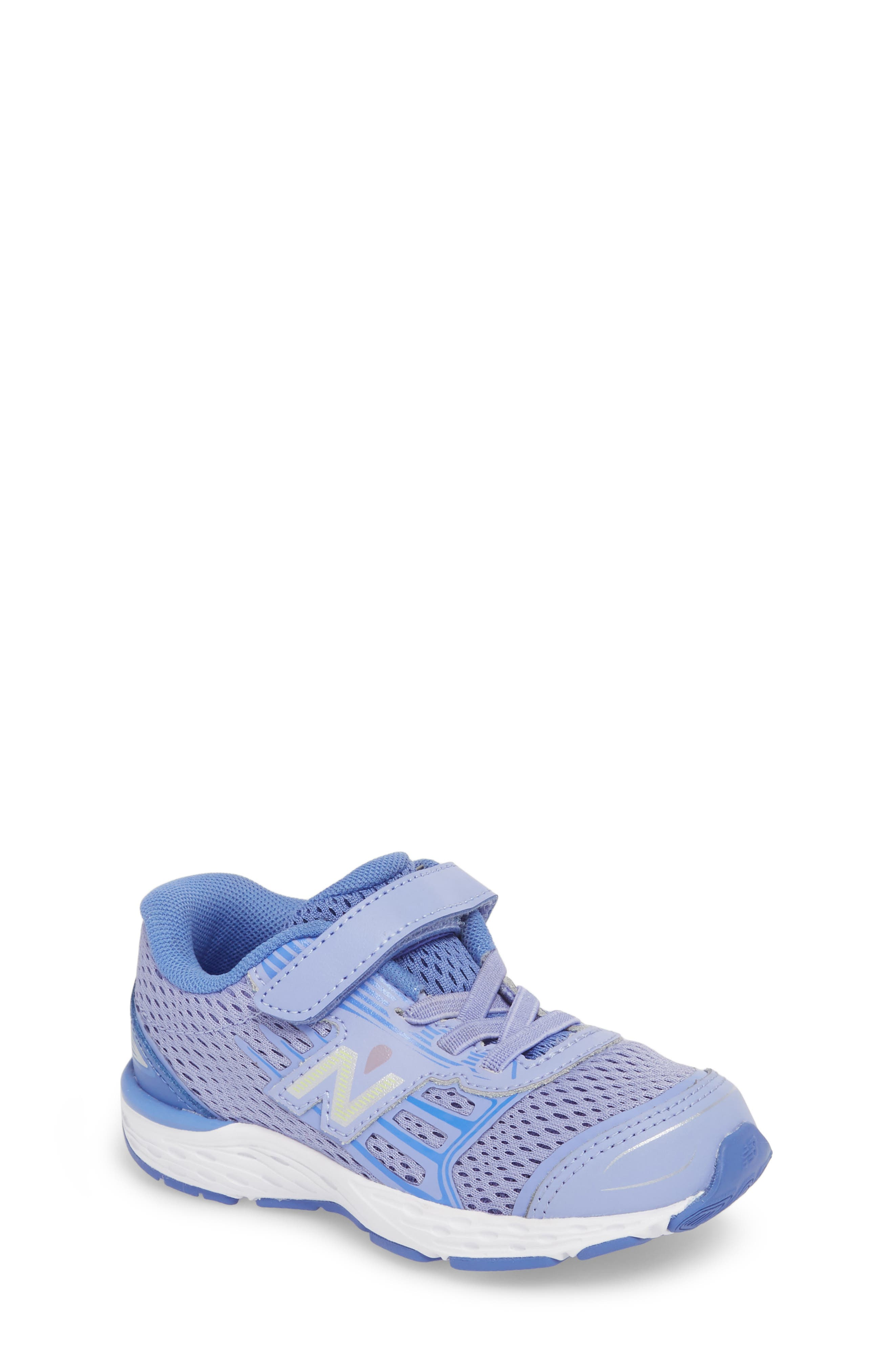 680v5 Sneaker,                         Main,                         color, ICE VIOLET