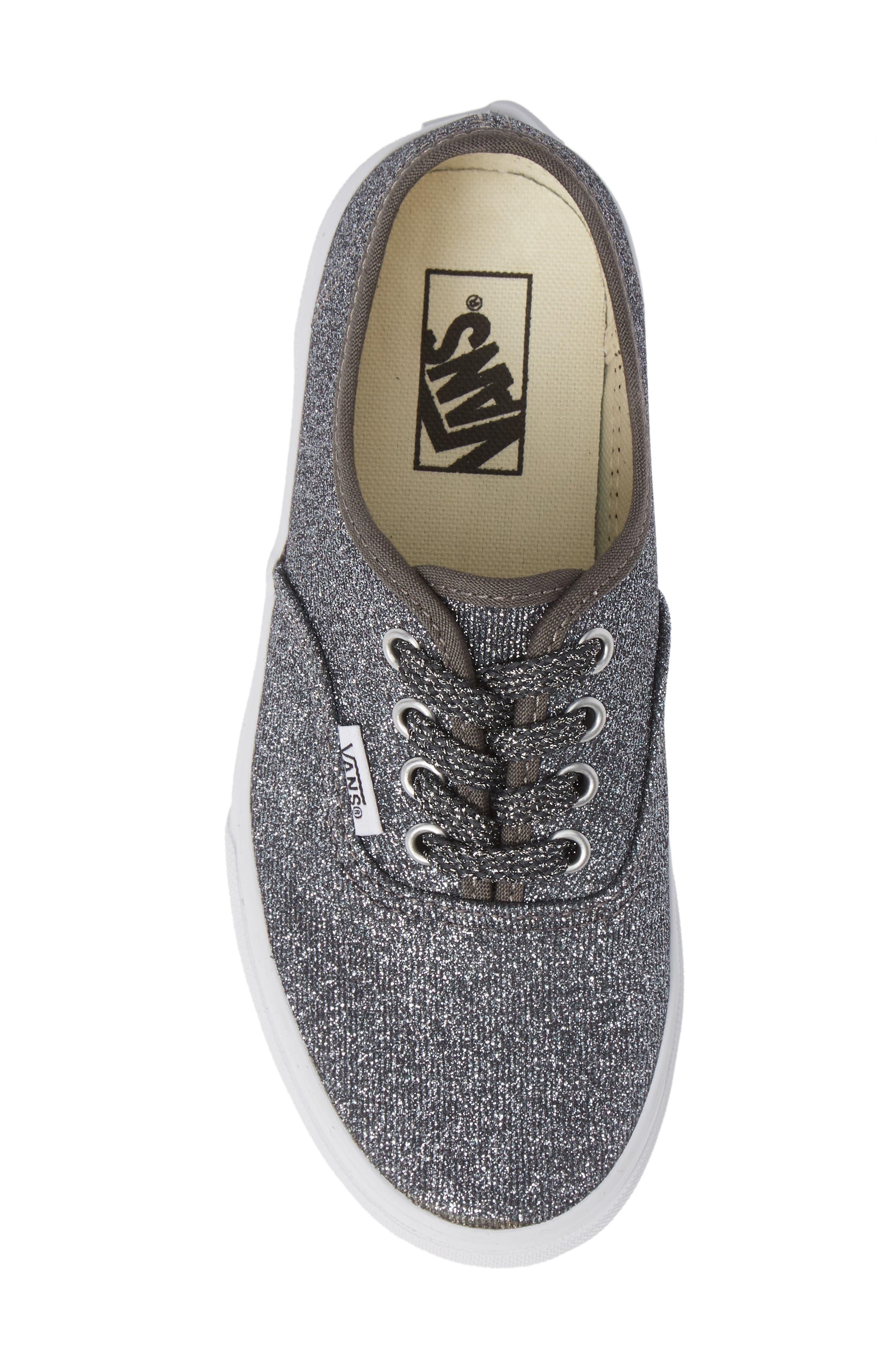 Authentic Sneaker,                             Alternate thumbnail 5, color,                             001