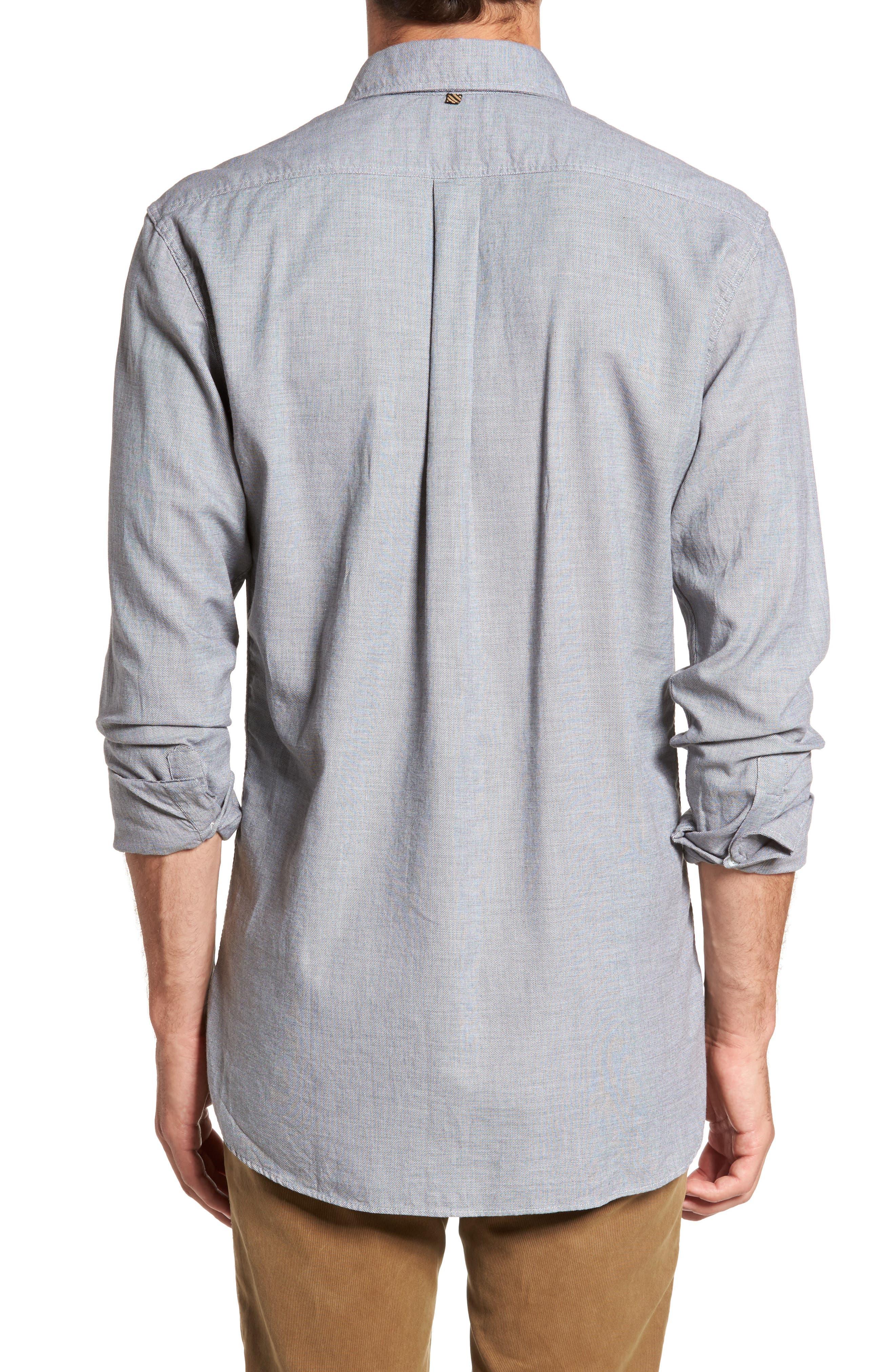 Irvine Standard Fit Sport Shirt,                             Alternate thumbnail 2, color,                             055
