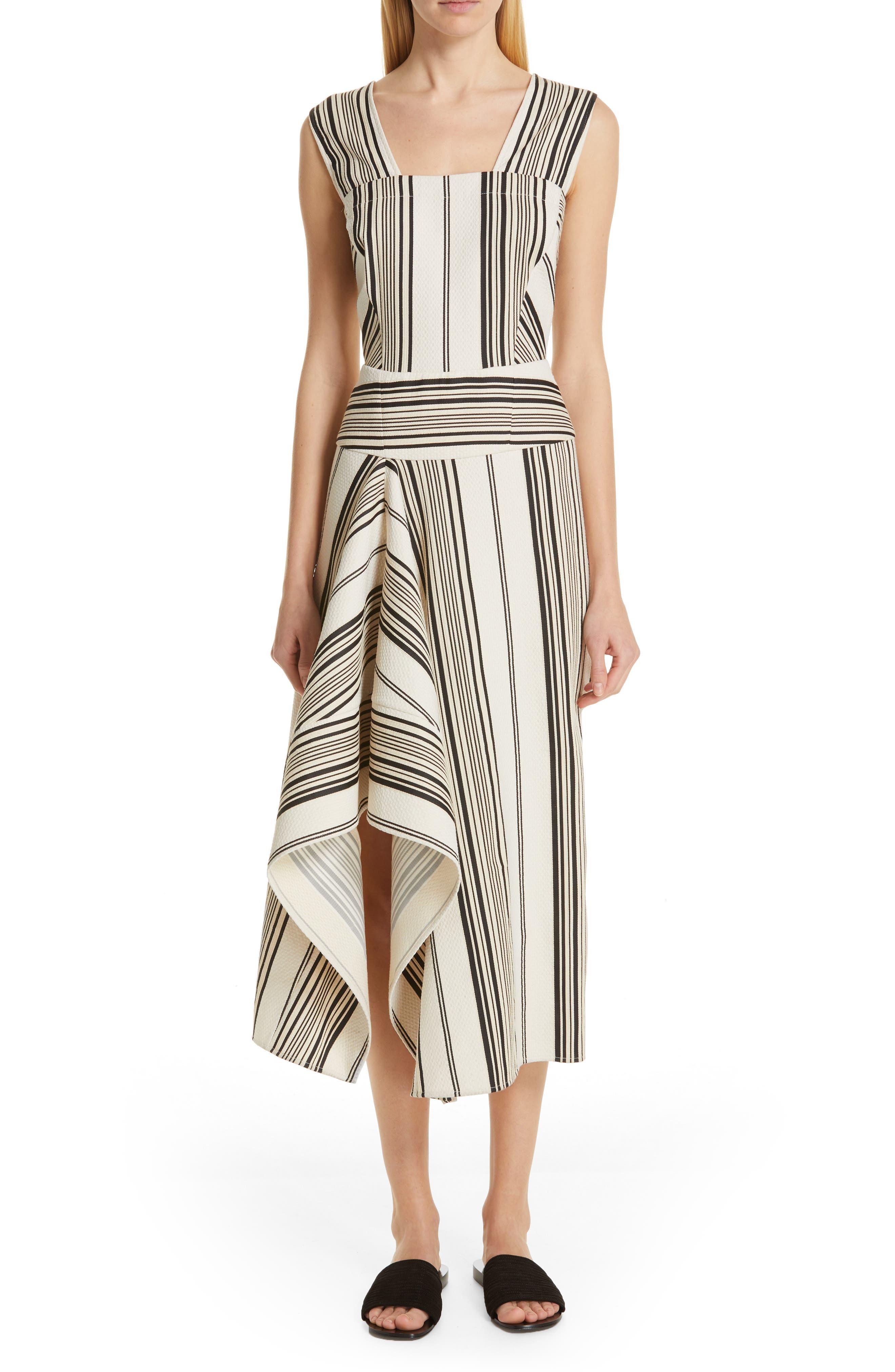 Eve Ero Dress, Main, color, BLACK/ GREIGE
