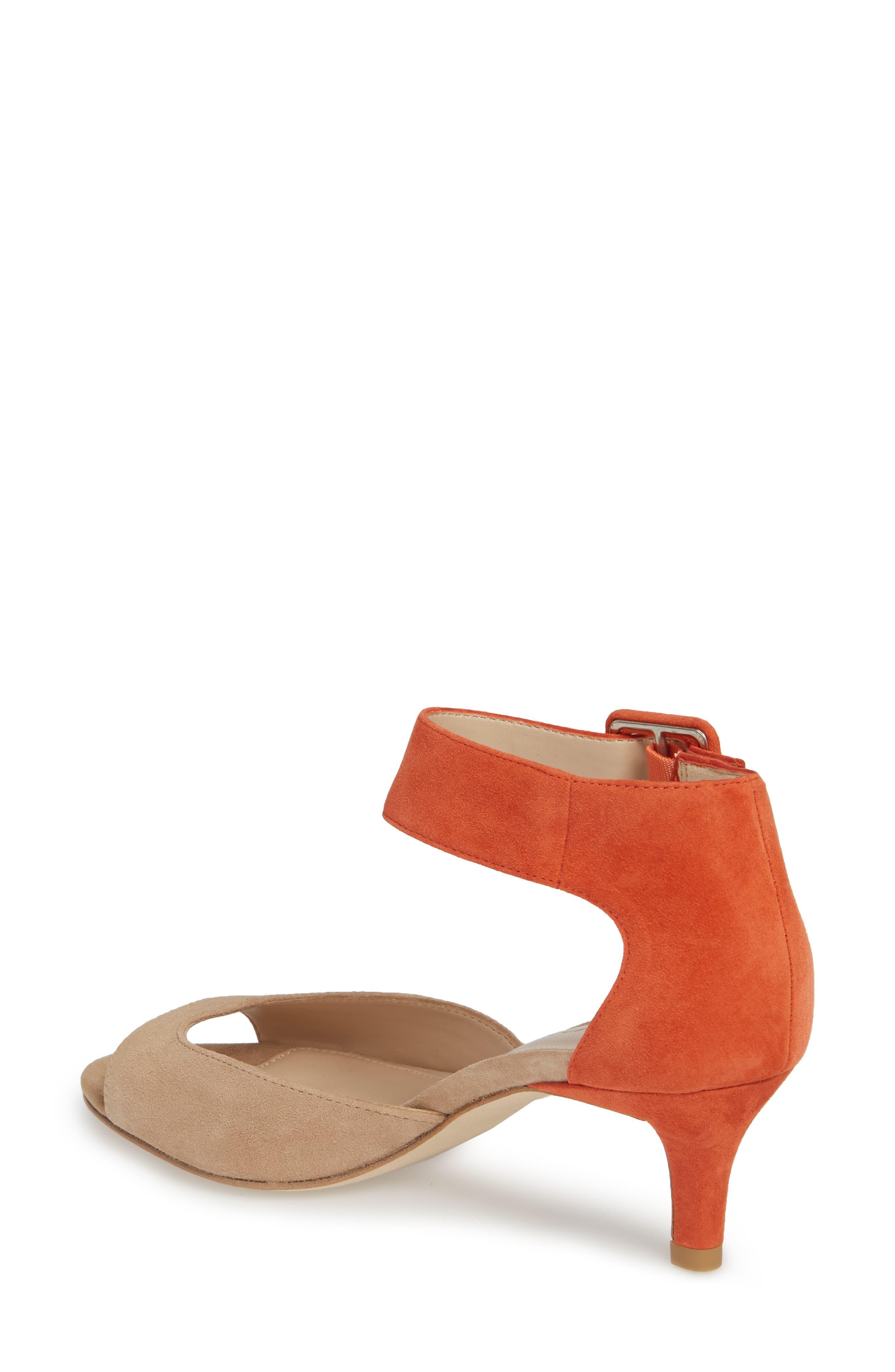 'Berlin' Ankle Strap Sandal,                             Alternate thumbnail 14, color,
