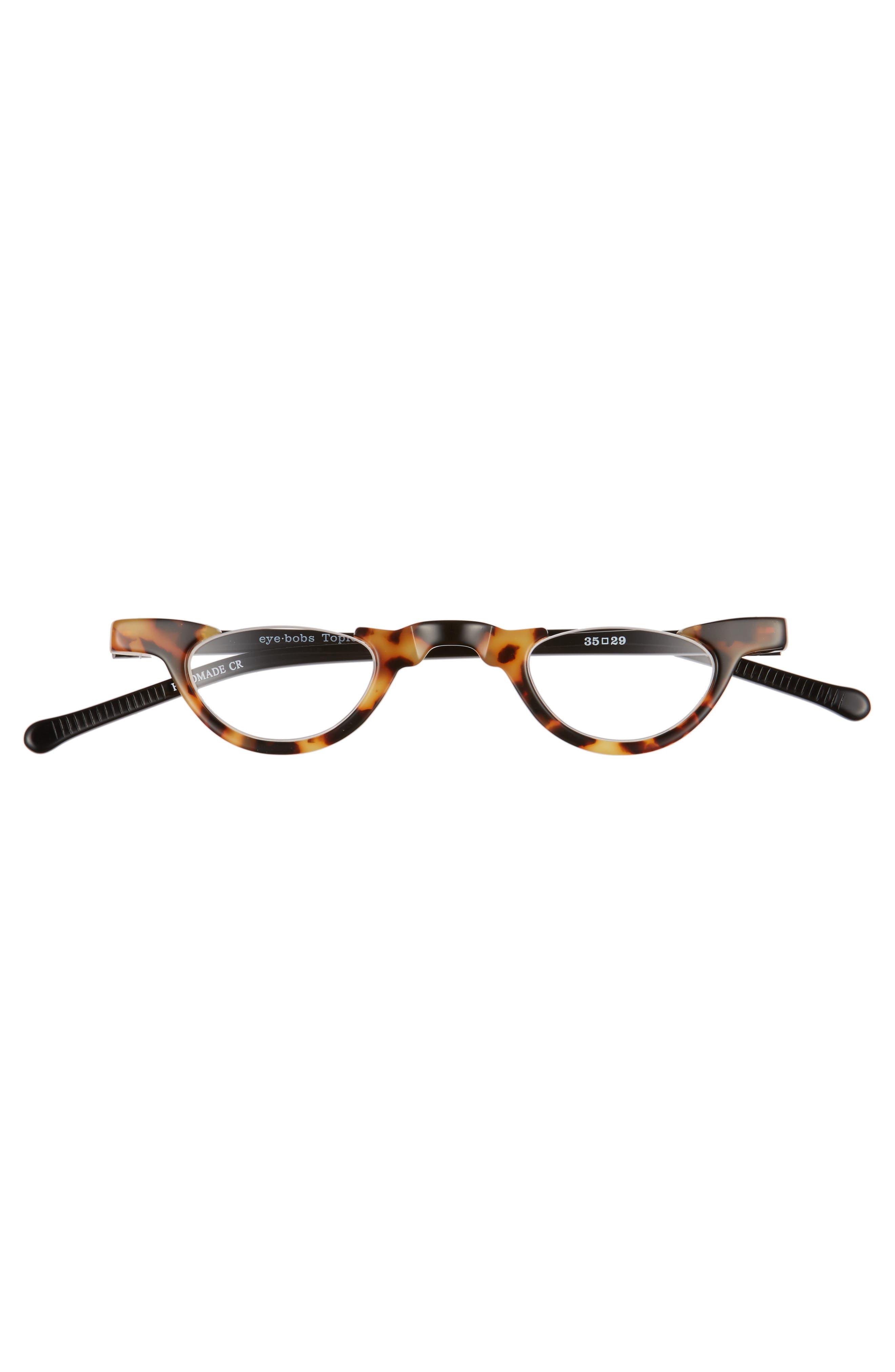 Topless 35mm Reading Glasses,                             Alternate thumbnail 2, color,                             211