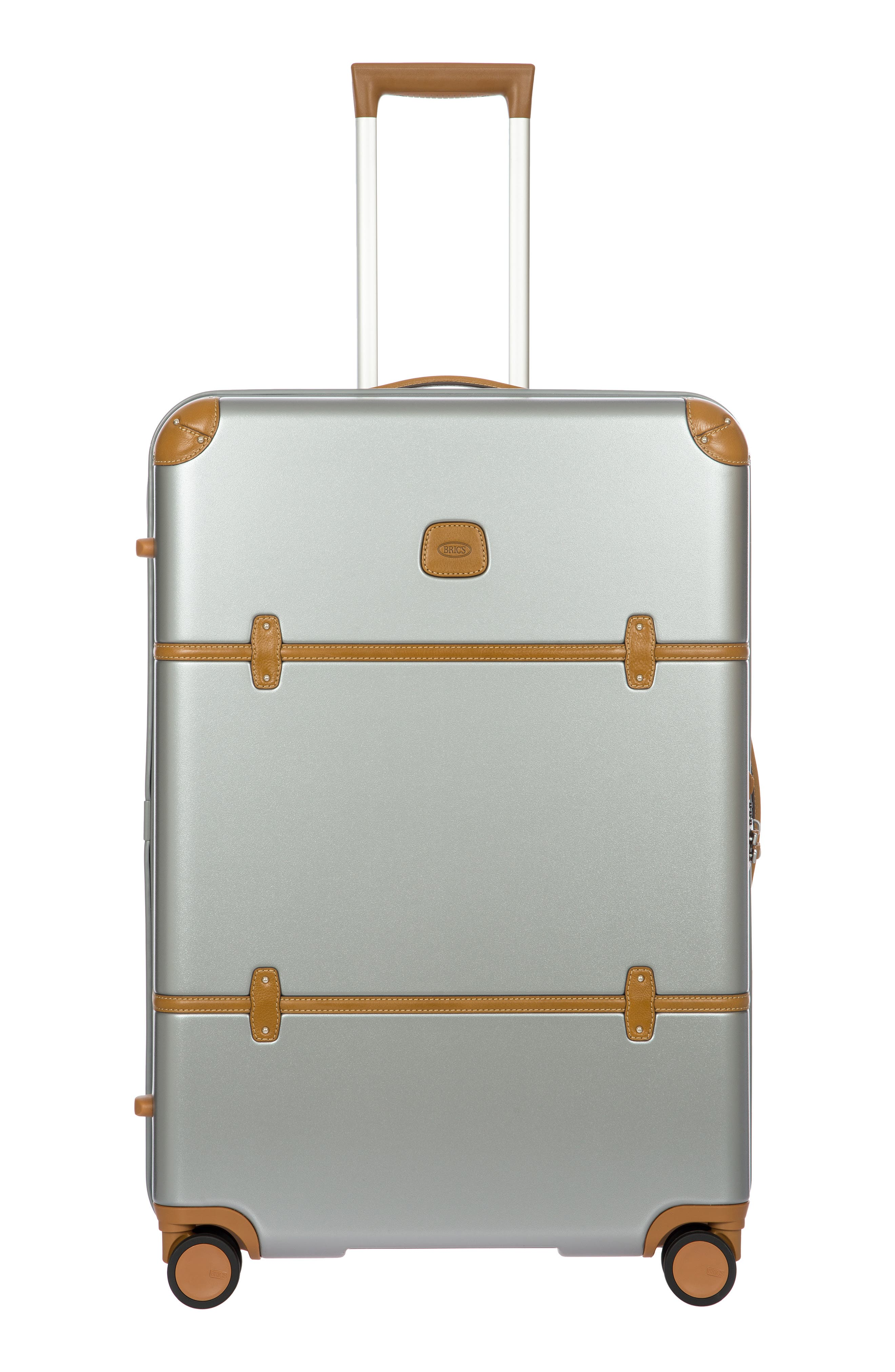 Bellagio 2.0 30-Inch Rolling Spinner Suitcase - Metallic in Silver