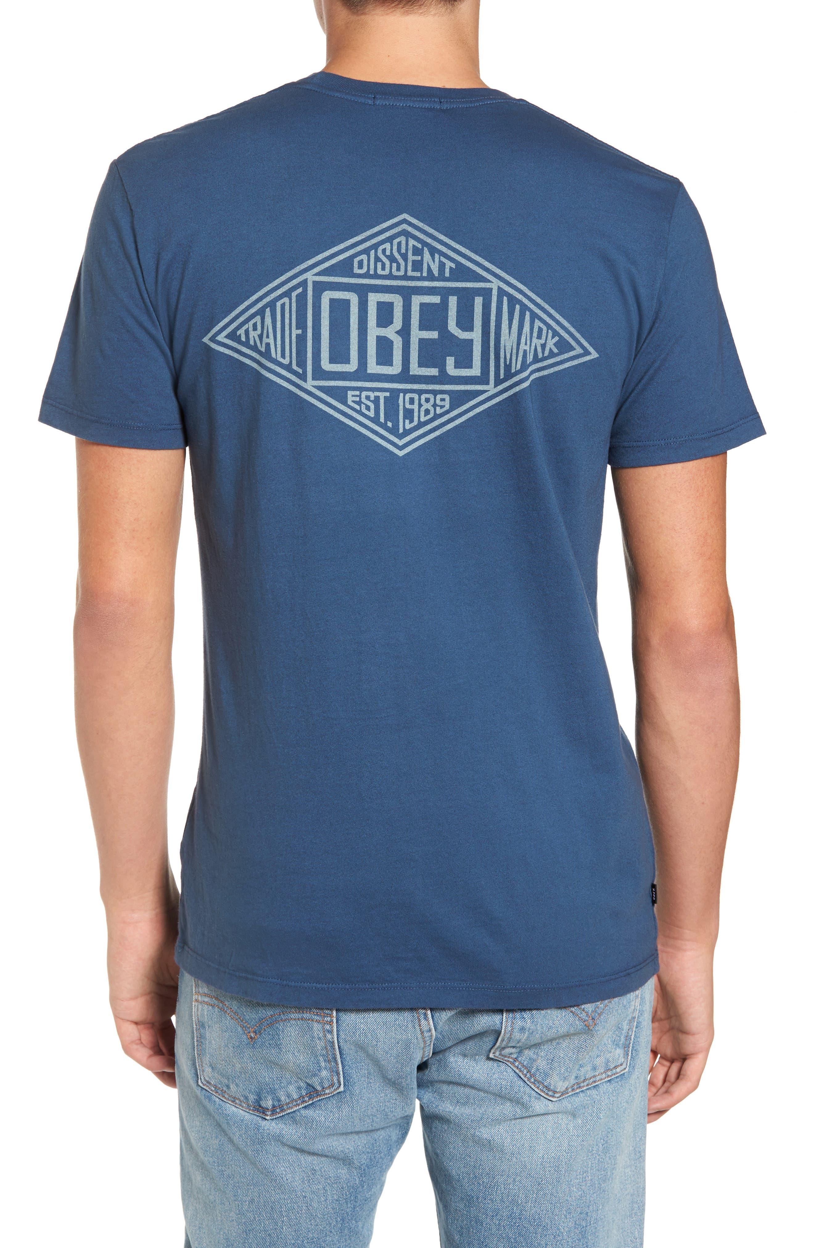 Trademark Diamond T-Shirt,                             Alternate thumbnail 2, color,                             424