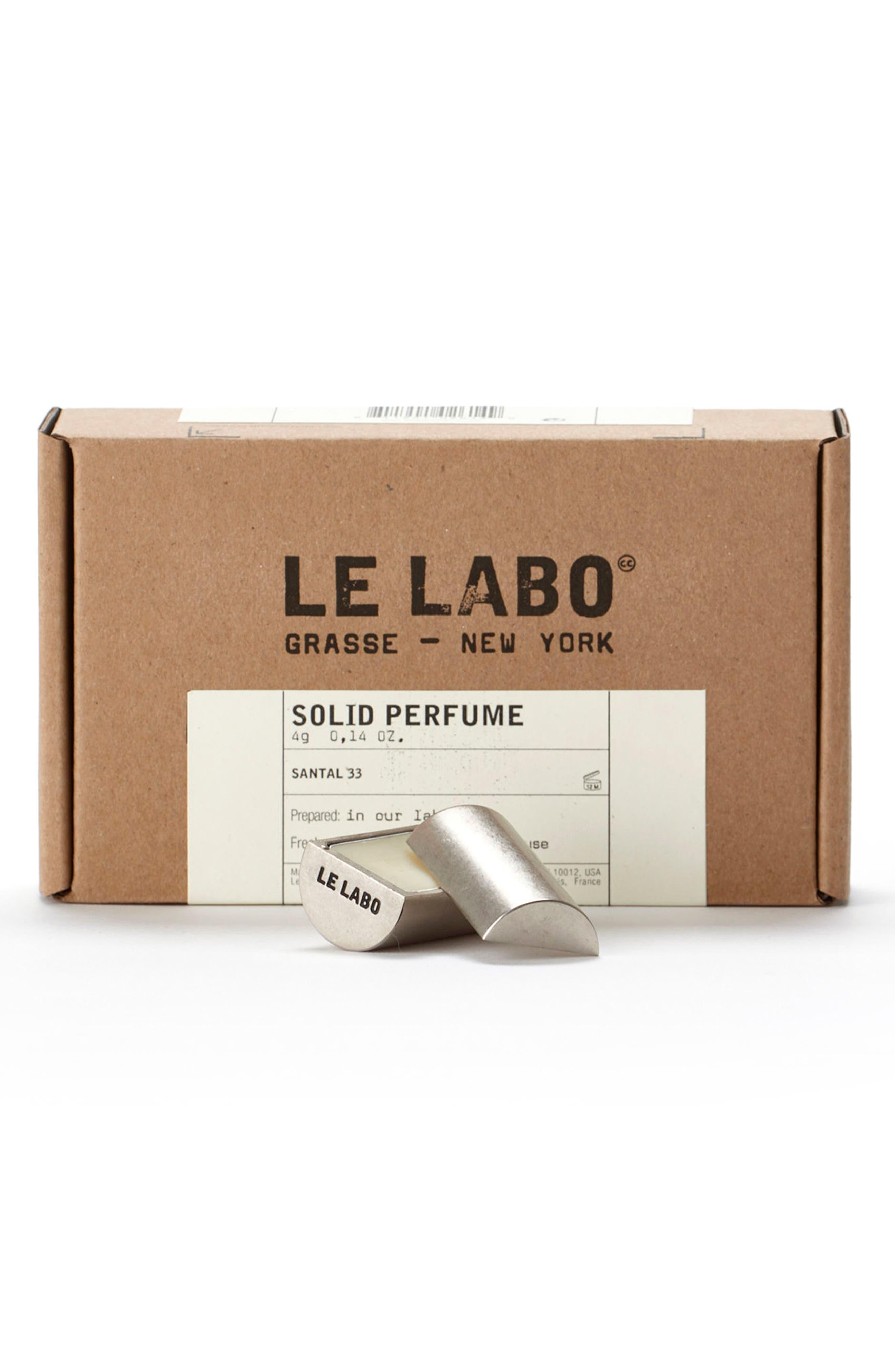 'Santal 33' Solid Perfume,                             Alternate thumbnail 3, color,                             NO COLOR