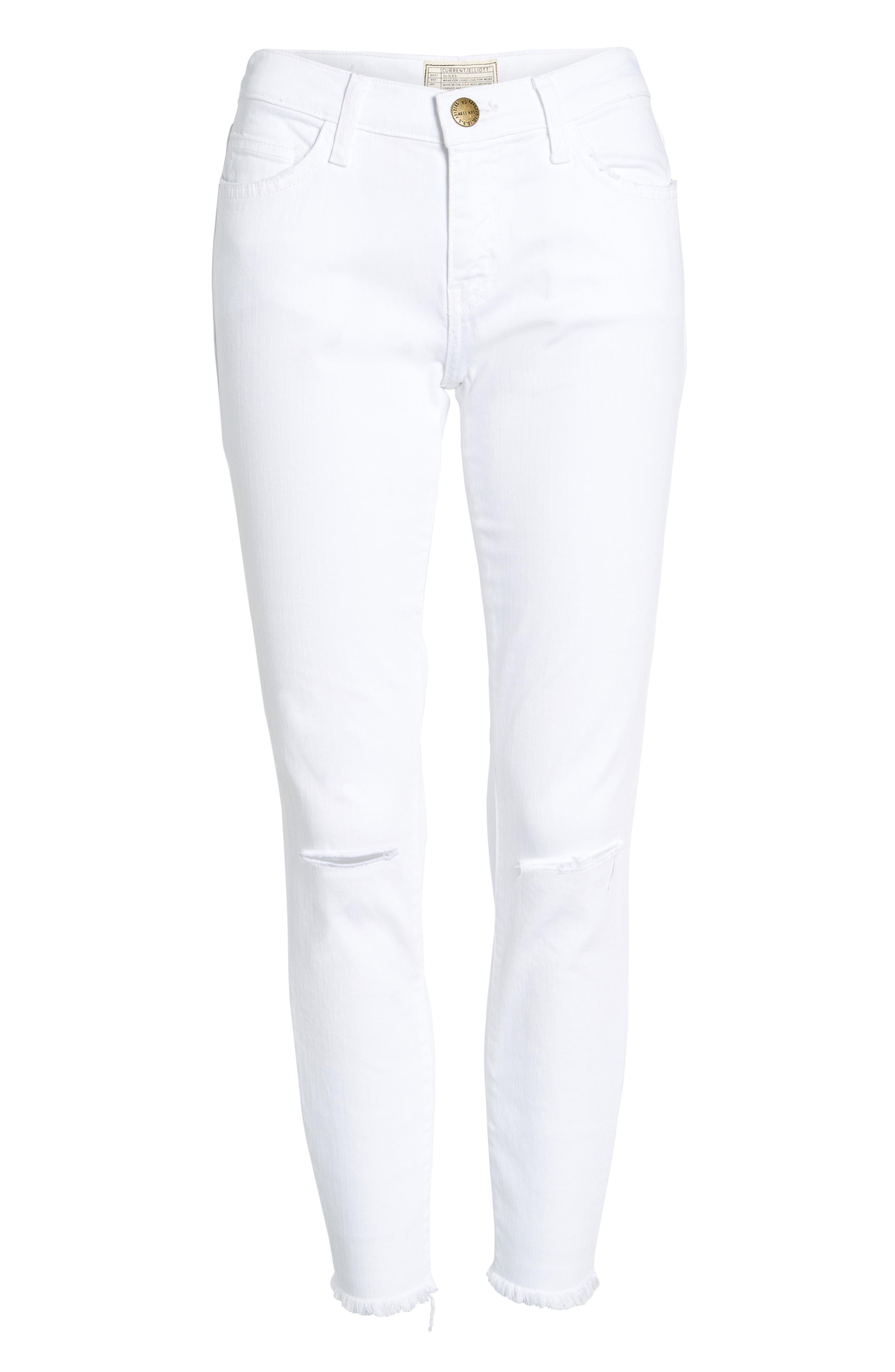 'The Stiletto' Jeans,                             Alternate thumbnail 2, color,                             100