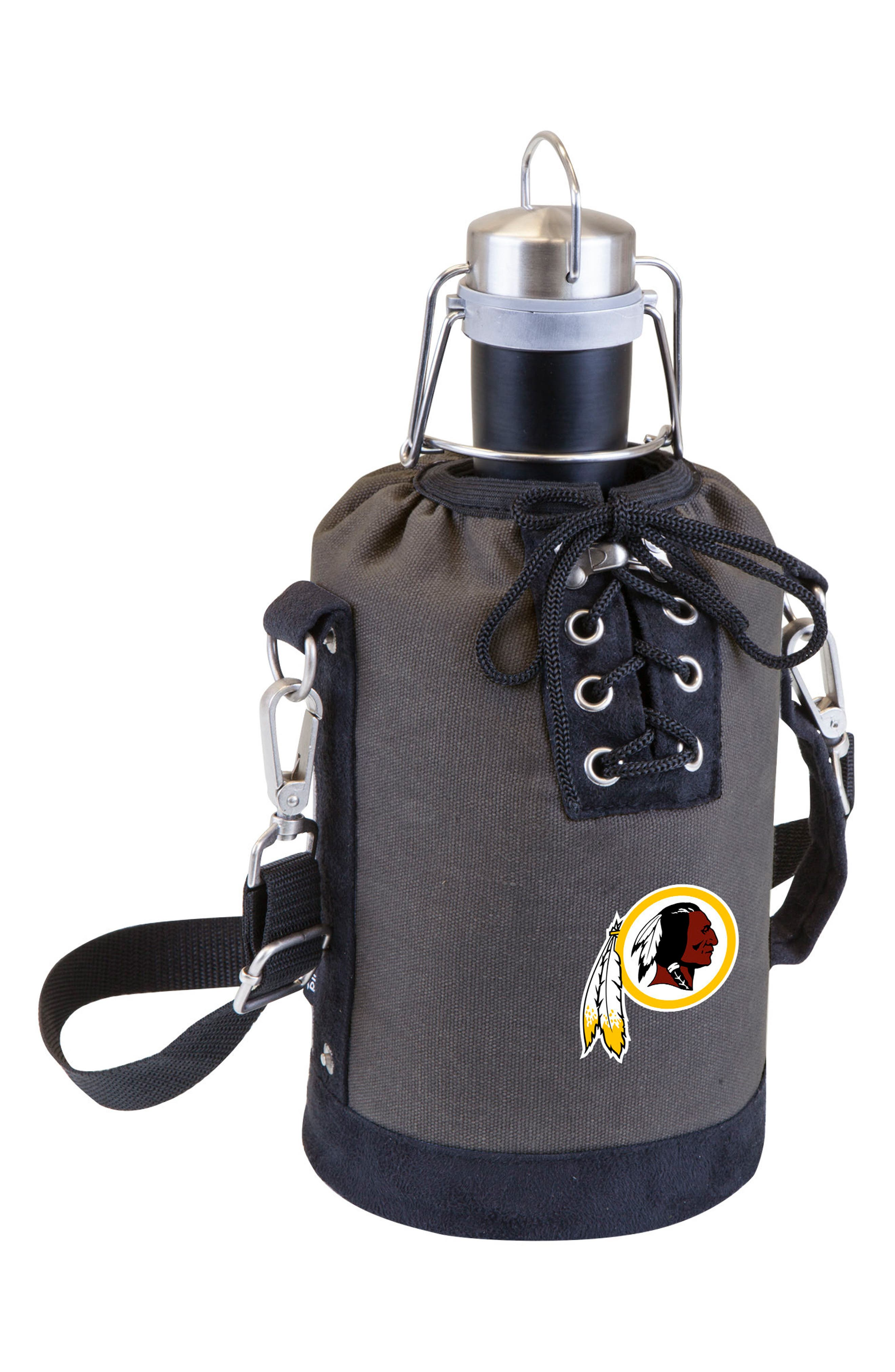 NFL Team Logo Tote & Stainless Steel Growler,                             Main thumbnail 30, color,