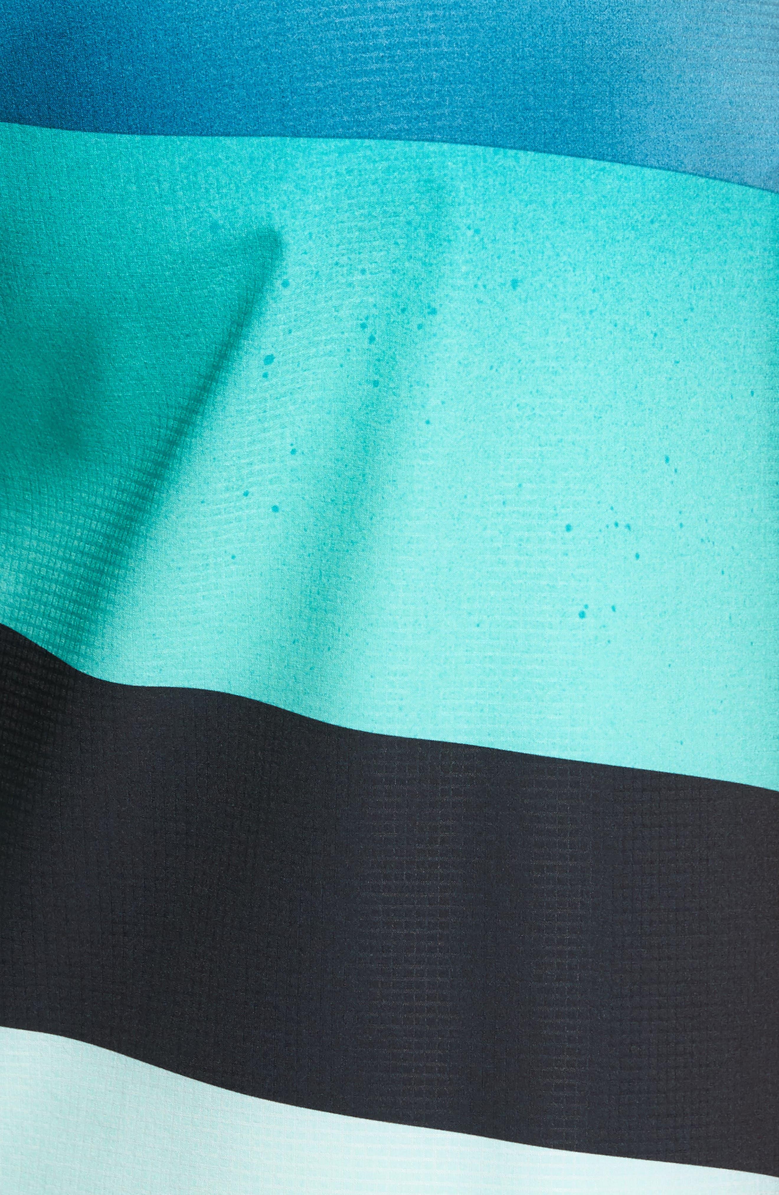 Slash Vee 20 Board Shorts,                             Alternate thumbnail 5, color,                             400