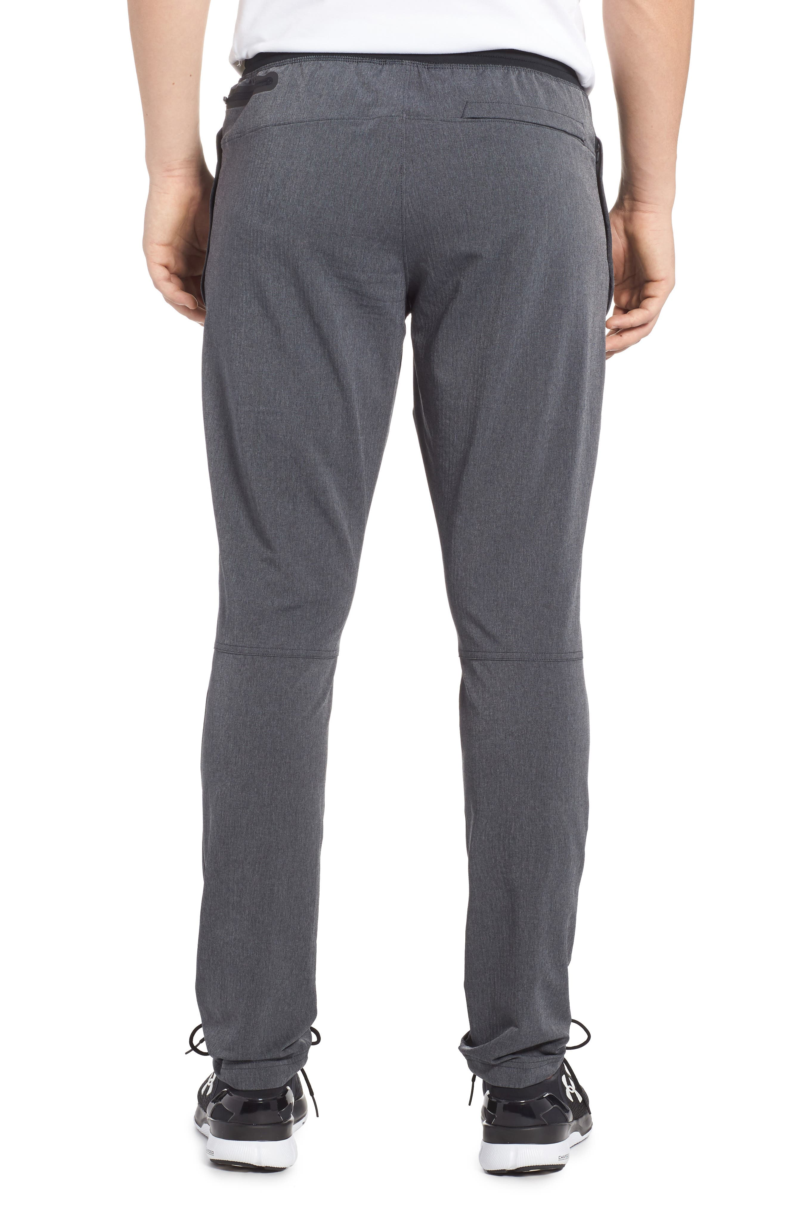 Fitted Woven Training Pants,                             Alternate thumbnail 10, color,