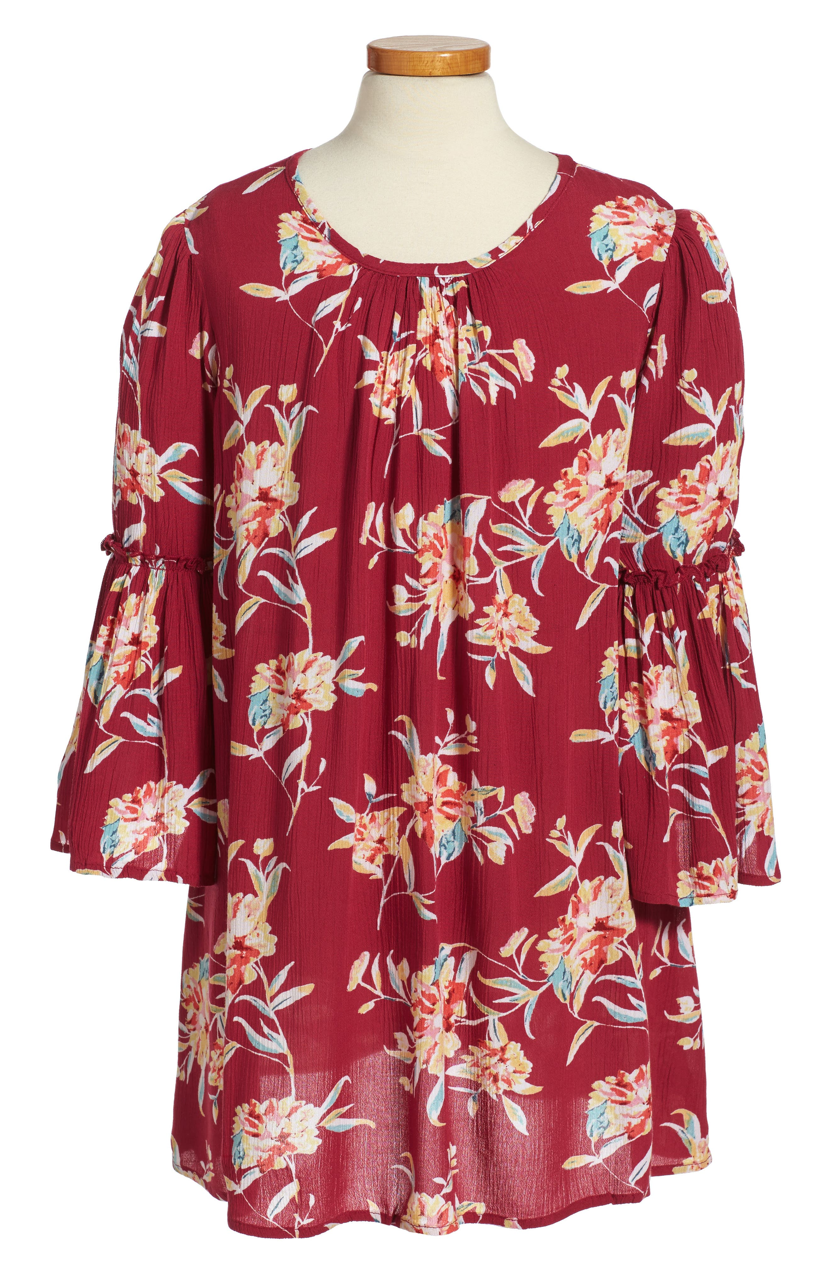 Vacation Mode Print Dress,                             Alternate thumbnail 4, color,                             640