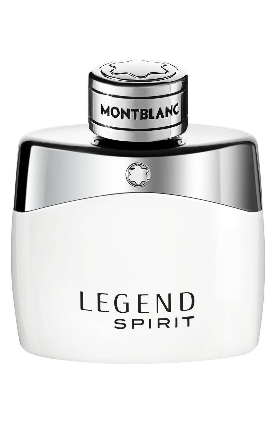 'Legend Spirit' Eau de Toilette,                             Alternate thumbnail 3, color,                             NO COLOR