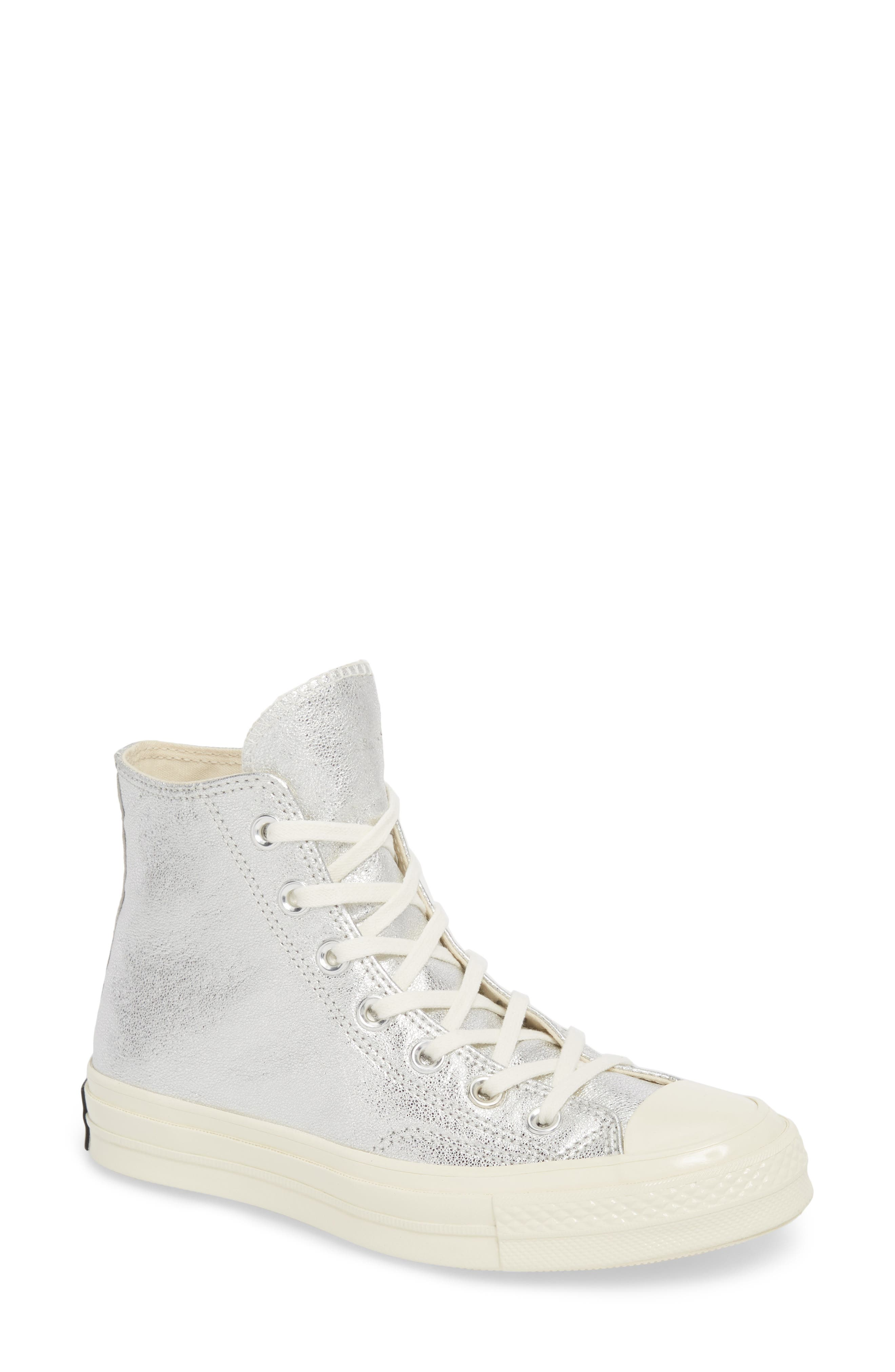 Chuck Taylor<sup>®</sup> All Star<sup>®</sup> Heavy Metal 70 High Top Sneaker,                         Main,                         color,