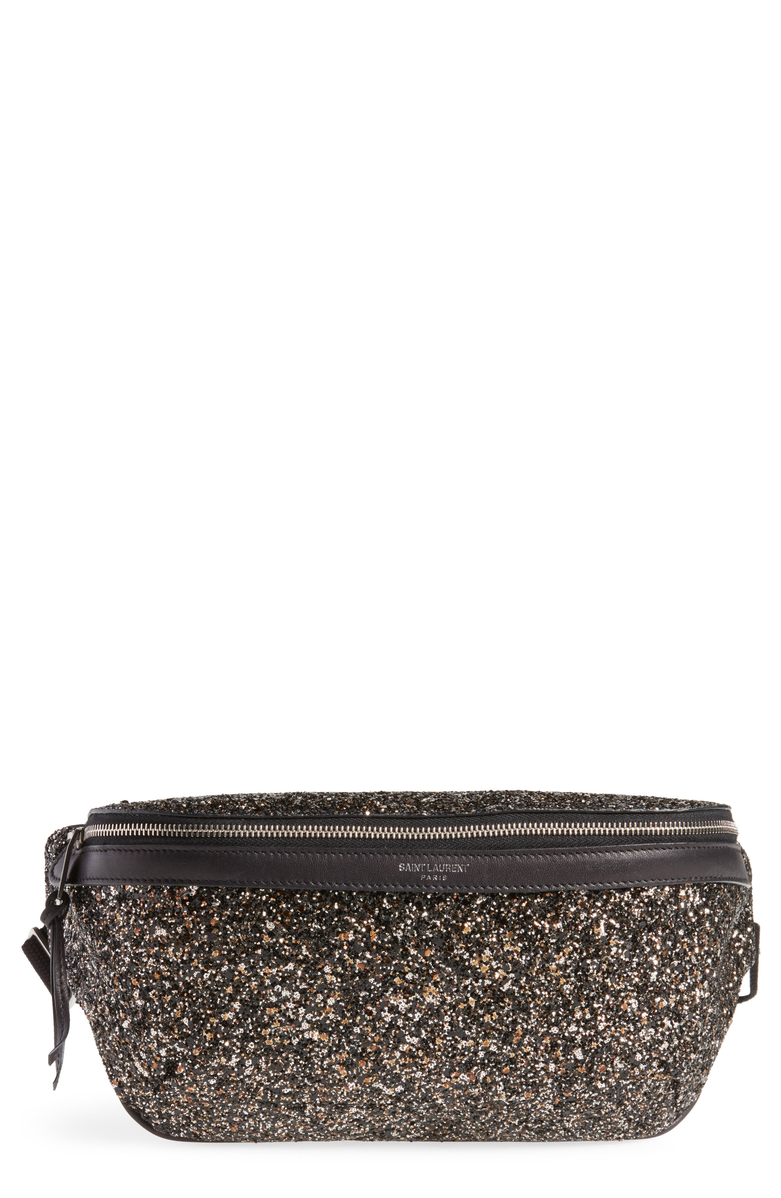 Sequin Waistpack,                         Main,                         color, 005