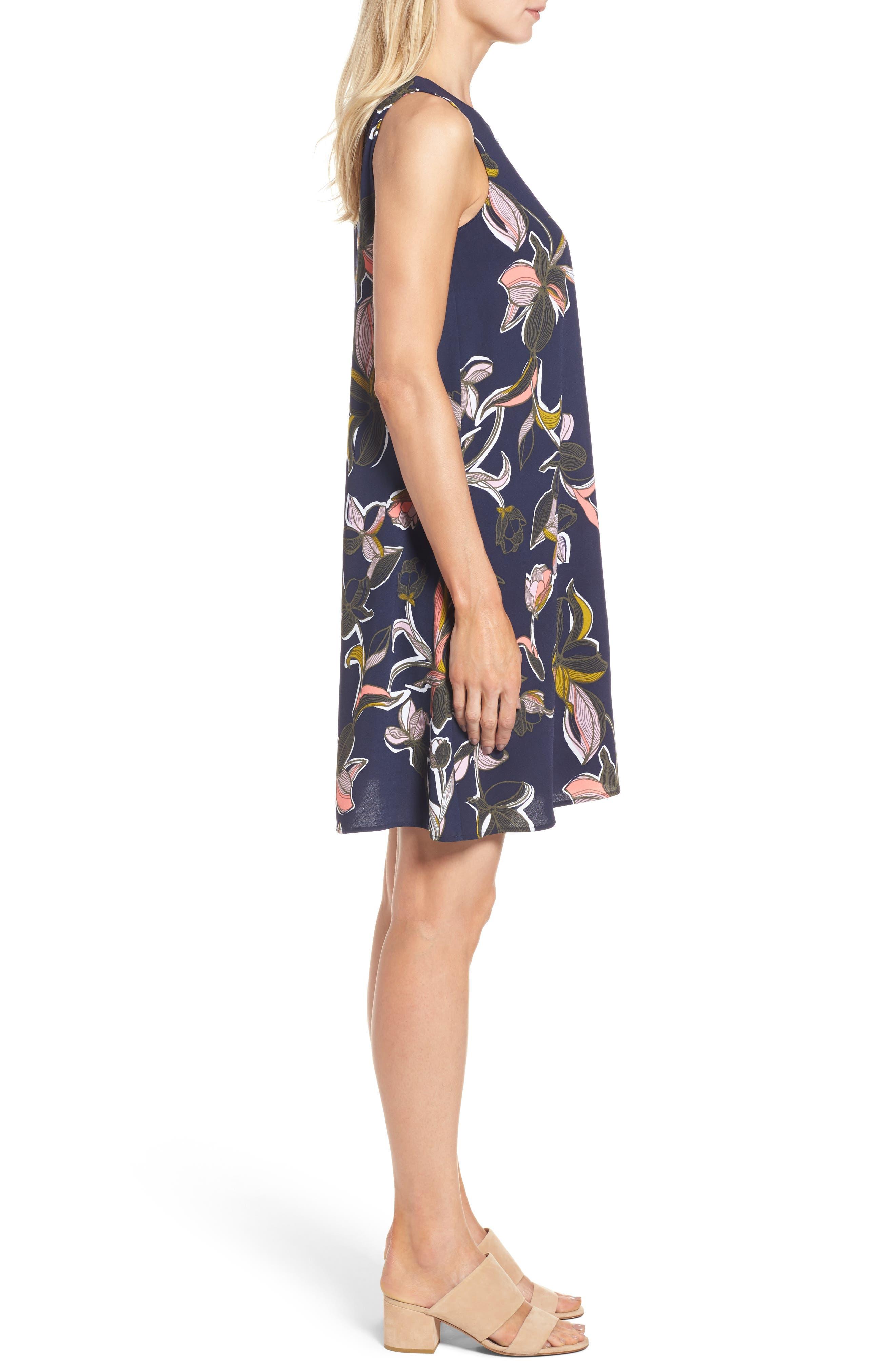 A-Line Dress,                             Alternate thumbnail 81, color,