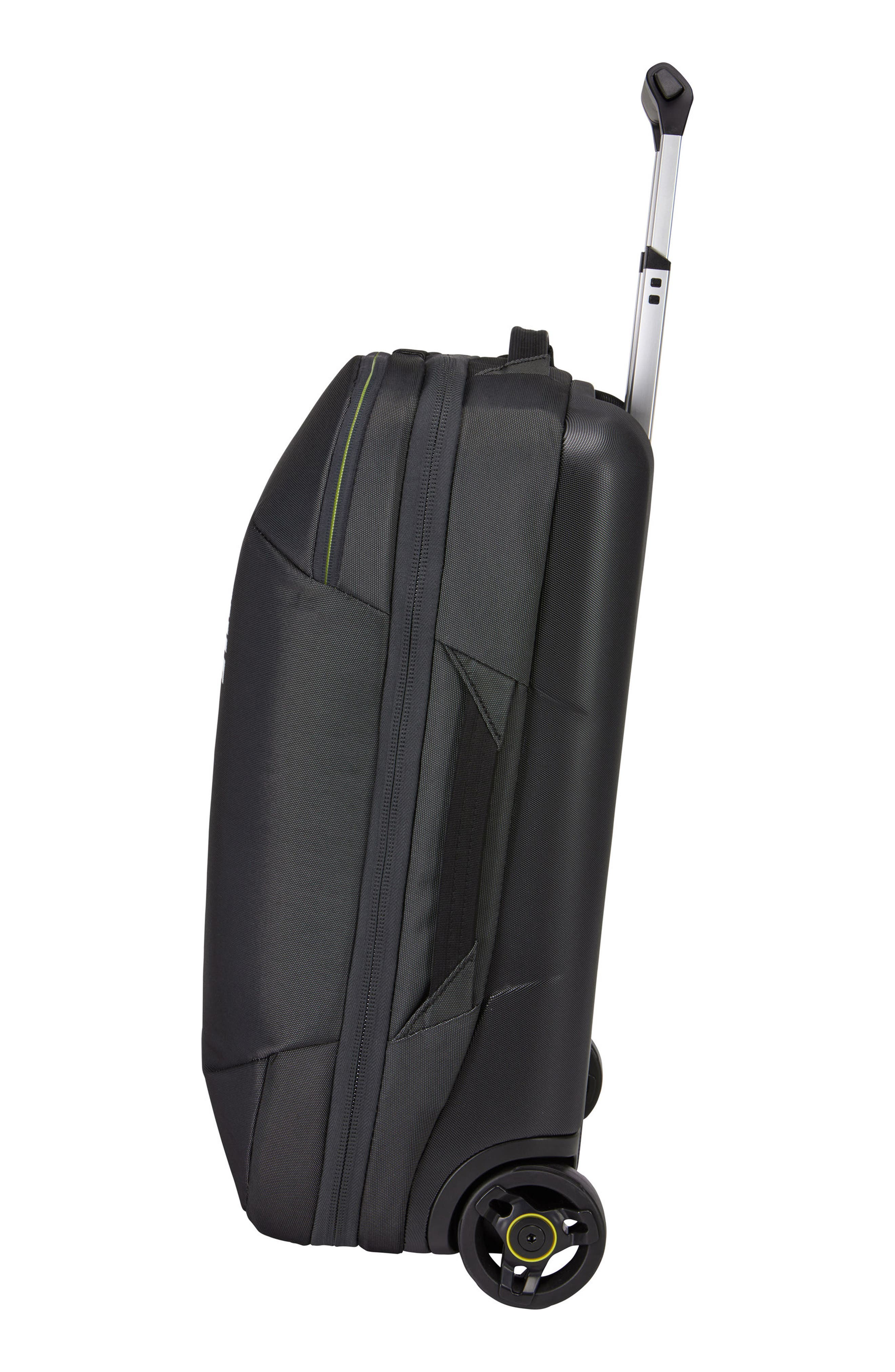Subterra 22-Inch Carry-On,                             Alternate thumbnail 3, color,                             DARK SHADOW