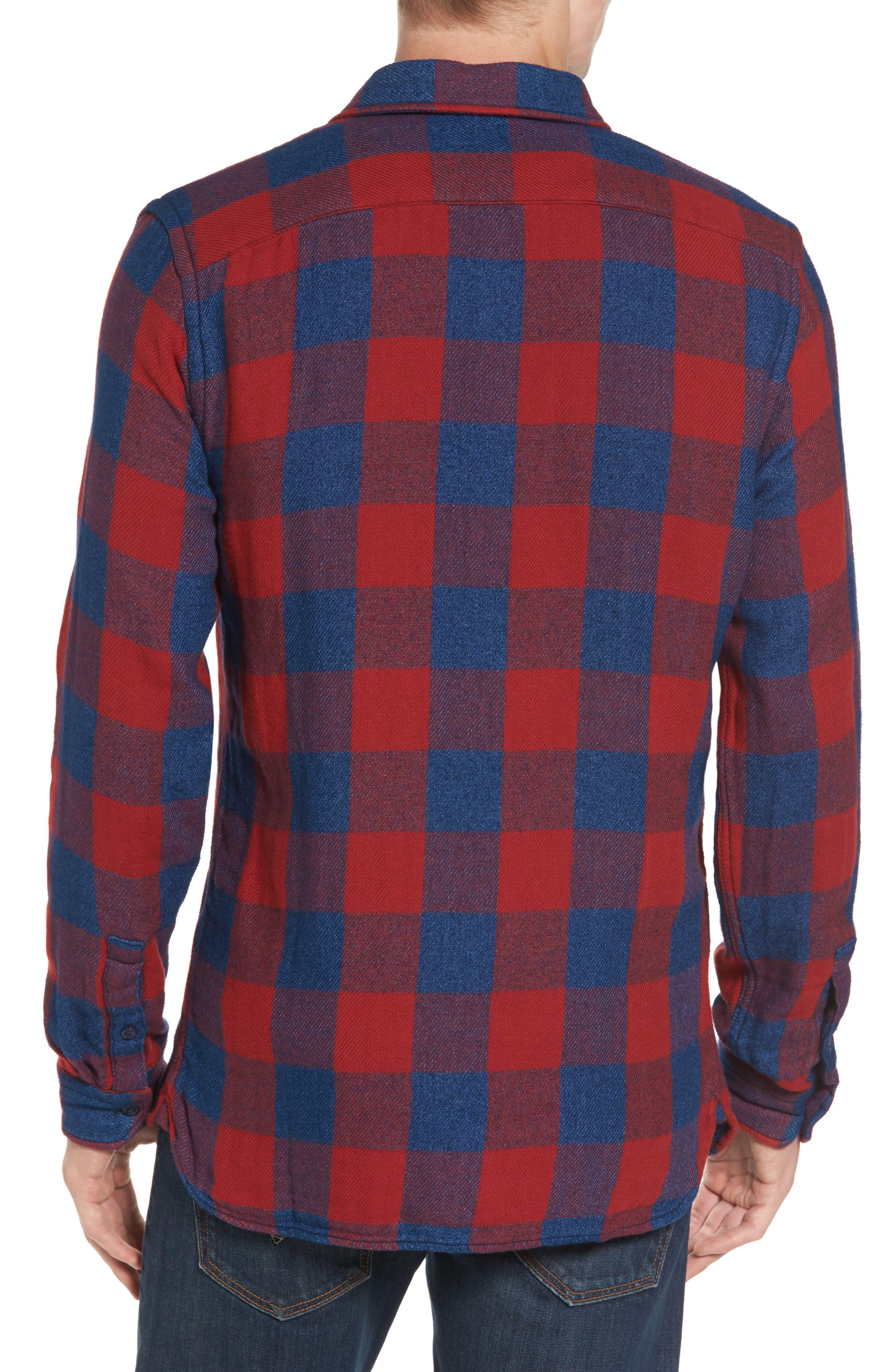 Jackson Worker Shirt,                             Alternate thumbnail 2, color,                             600