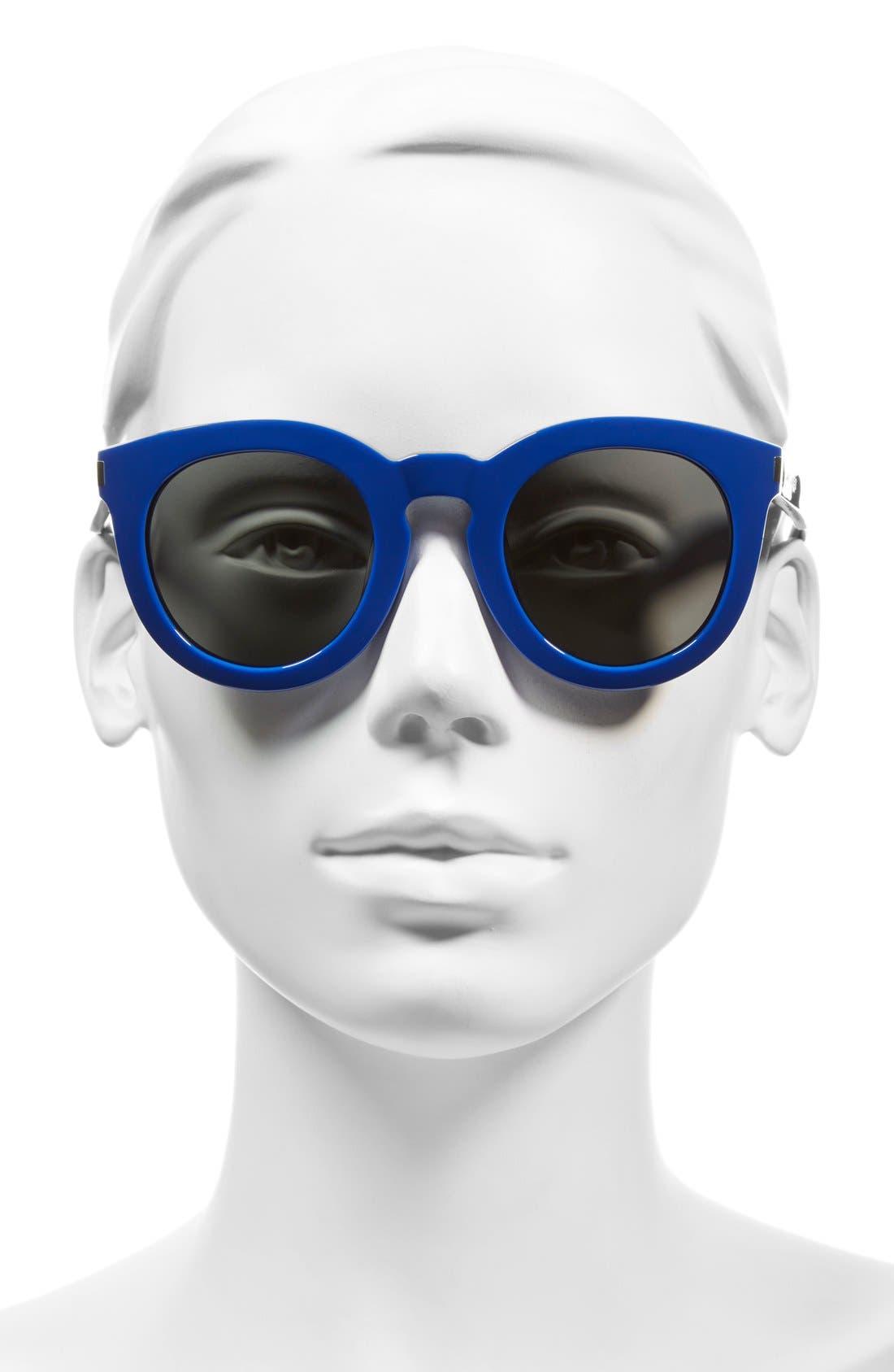 '102 Surf' 47mm Retro Sunglasses,                             Alternate thumbnail 6, color,