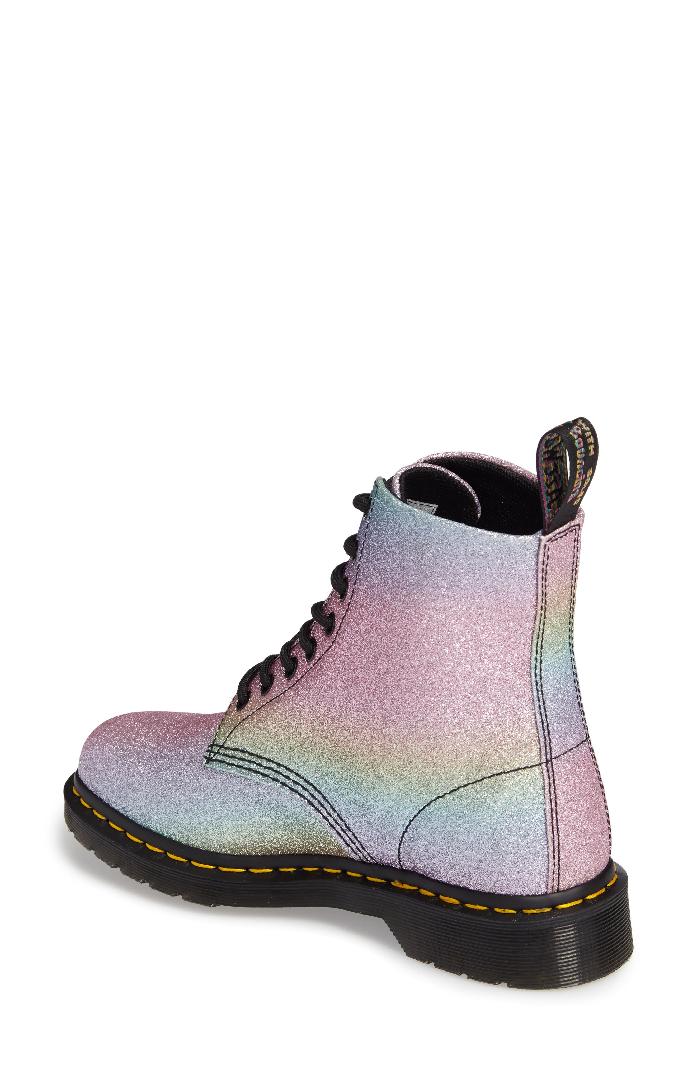 Pascal Glitter Boot,                             Alternate thumbnail 2, color,                             MULTI GLITTER