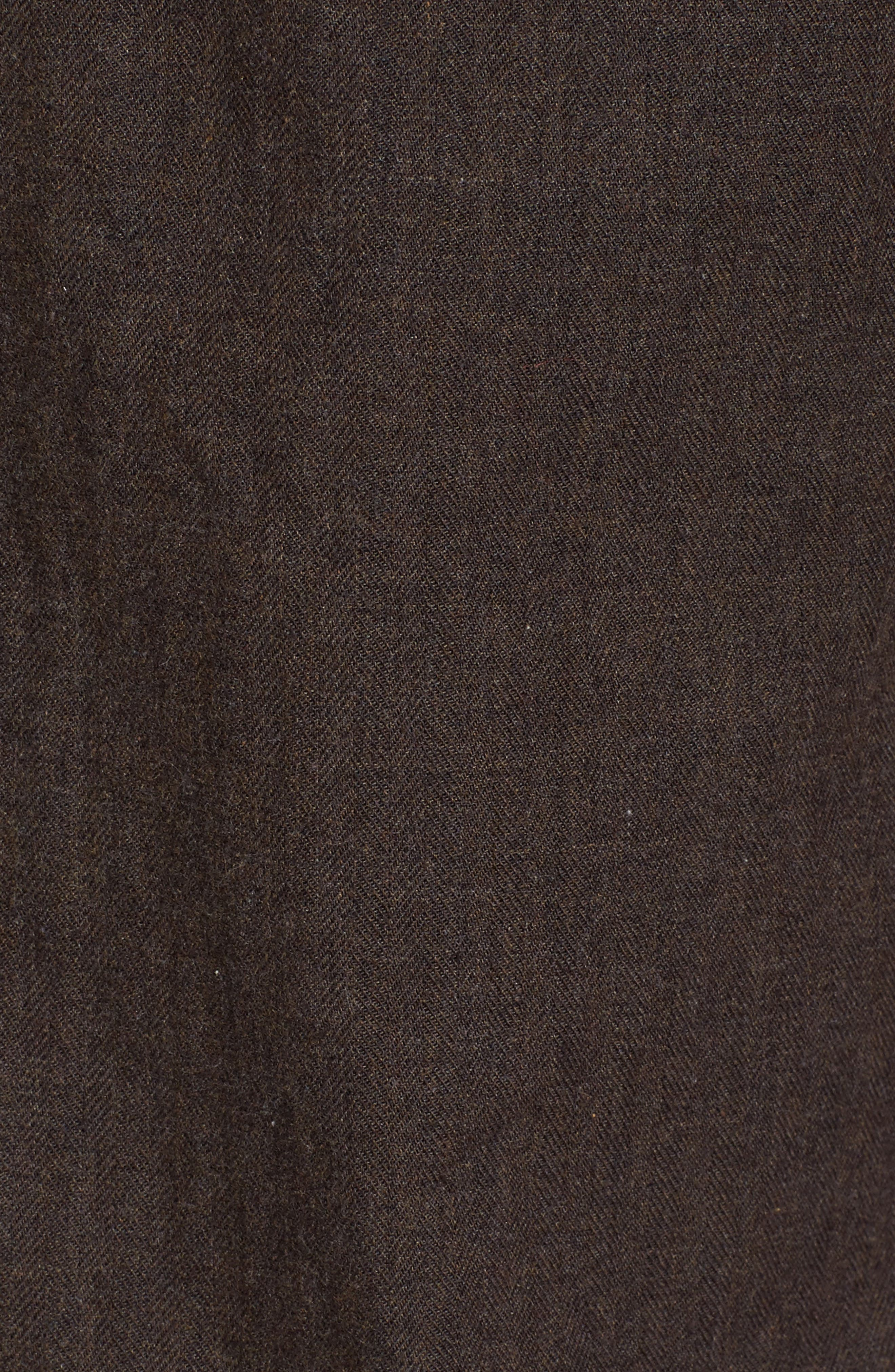 John T Standard Fit Herringbone Shirt,                             Alternate thumbnail 5, color,                             200