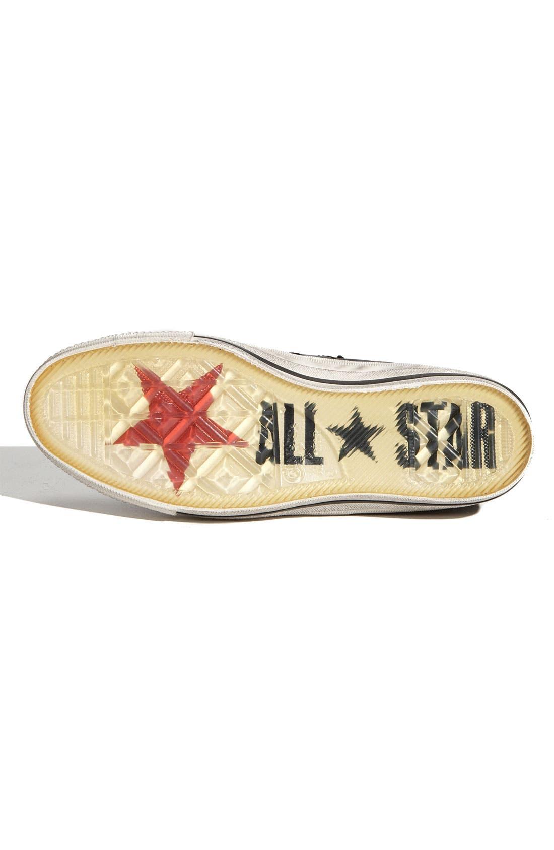 'Star Player Mid' Sneaker,                             Alternate thumbnail 4, color,                             001