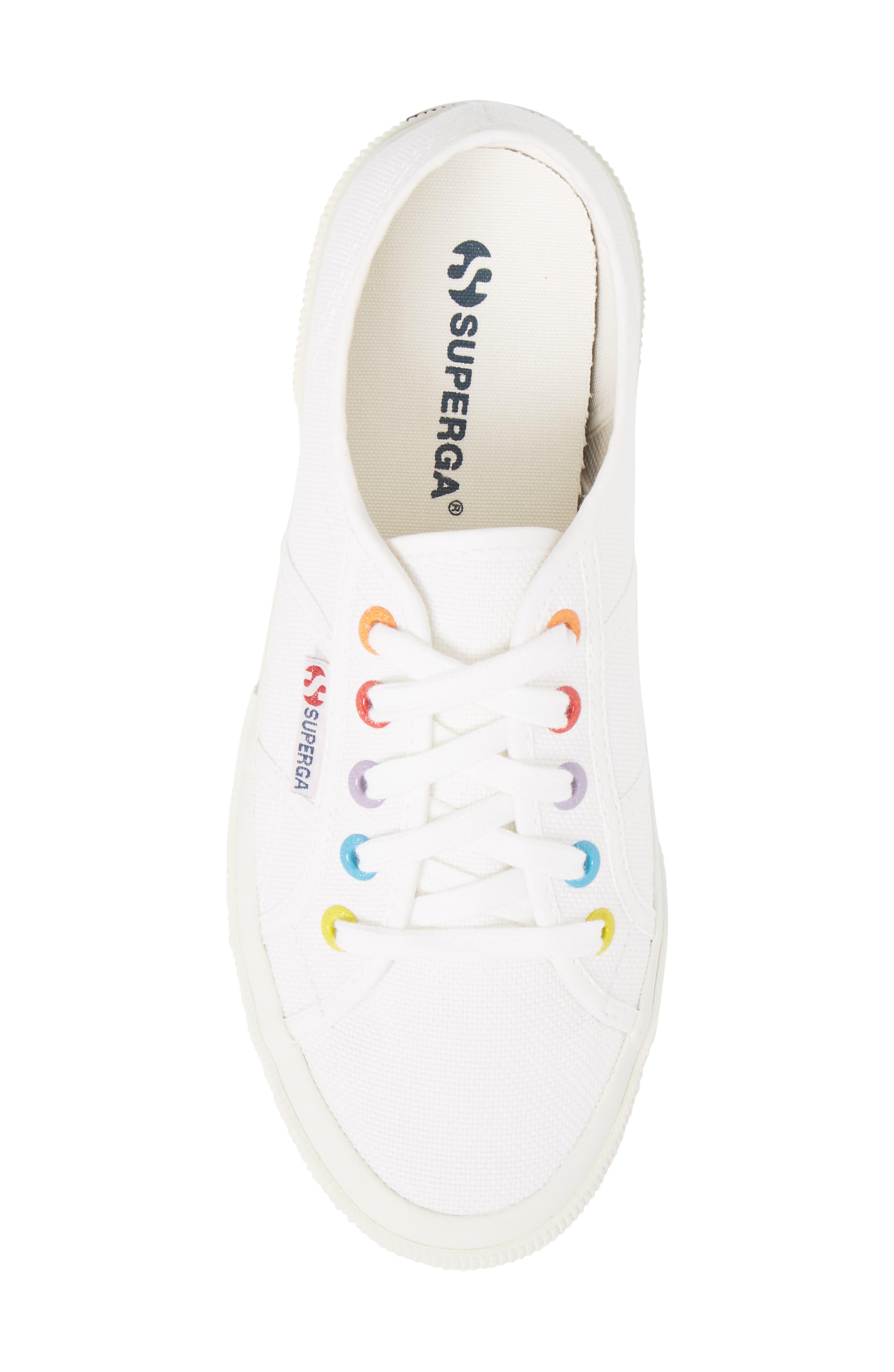 2750 Rainbow Sneaker,                             Alternate thumbnail 13, color,