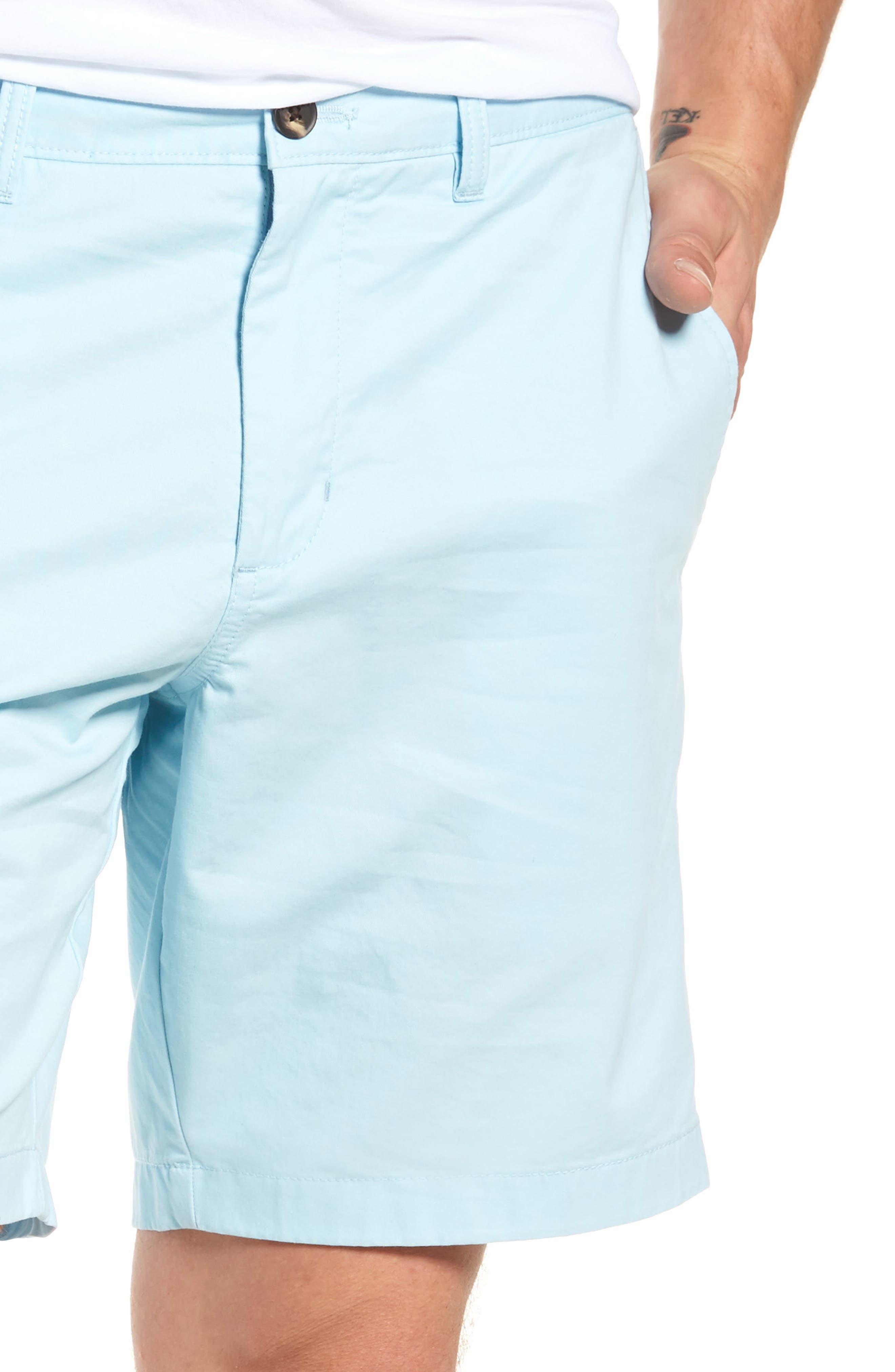 Ballard Slim Fit Stretch Chino 9-Inch Shorts,                             Alternate thumbnail 46, color,