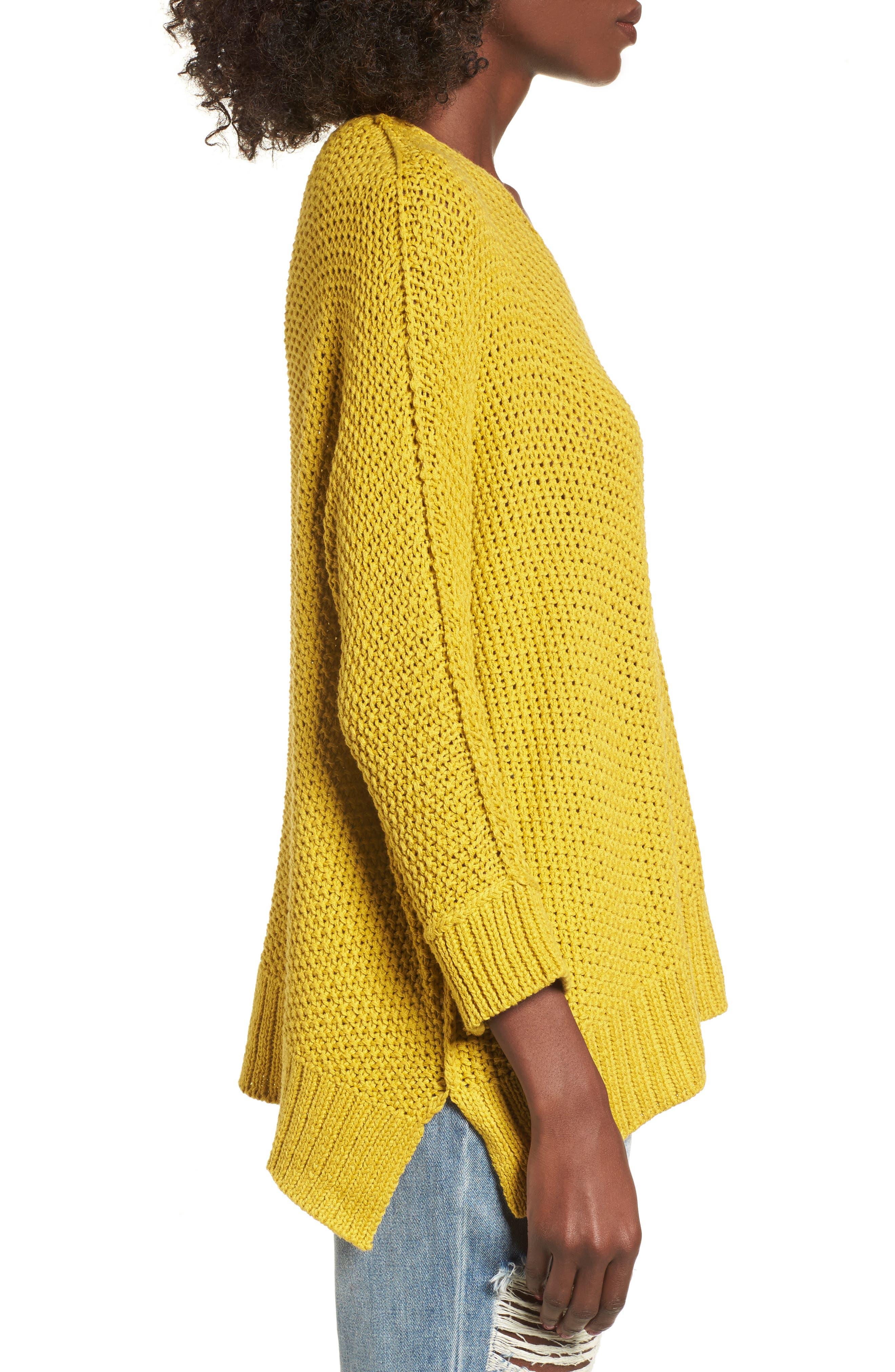Dolman Sleeve Sweater,                             Alternate thumbnail 3, color,                             310