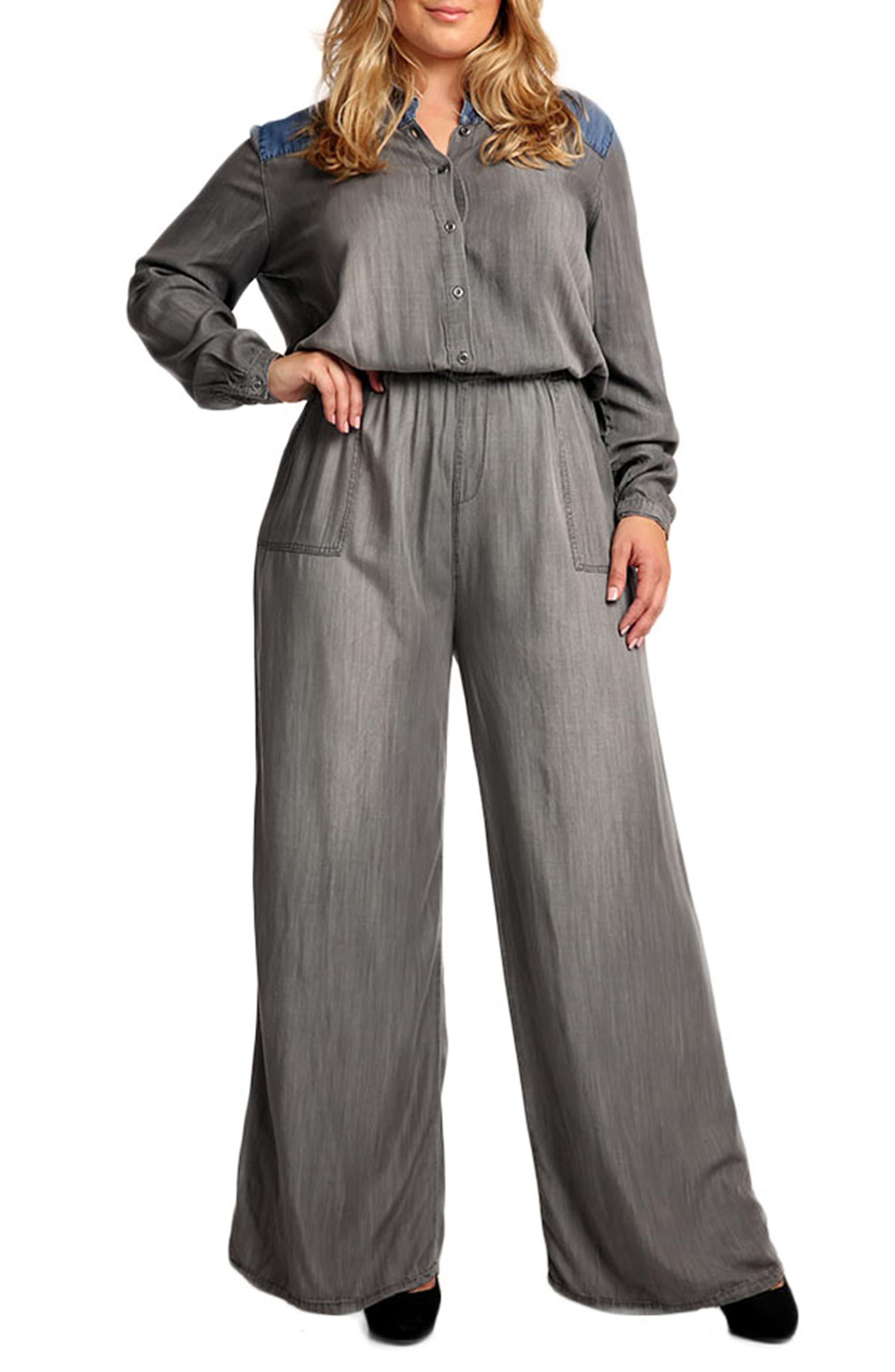 Kira Wide Leg Jumpsuit,                         Main,                         color, 037