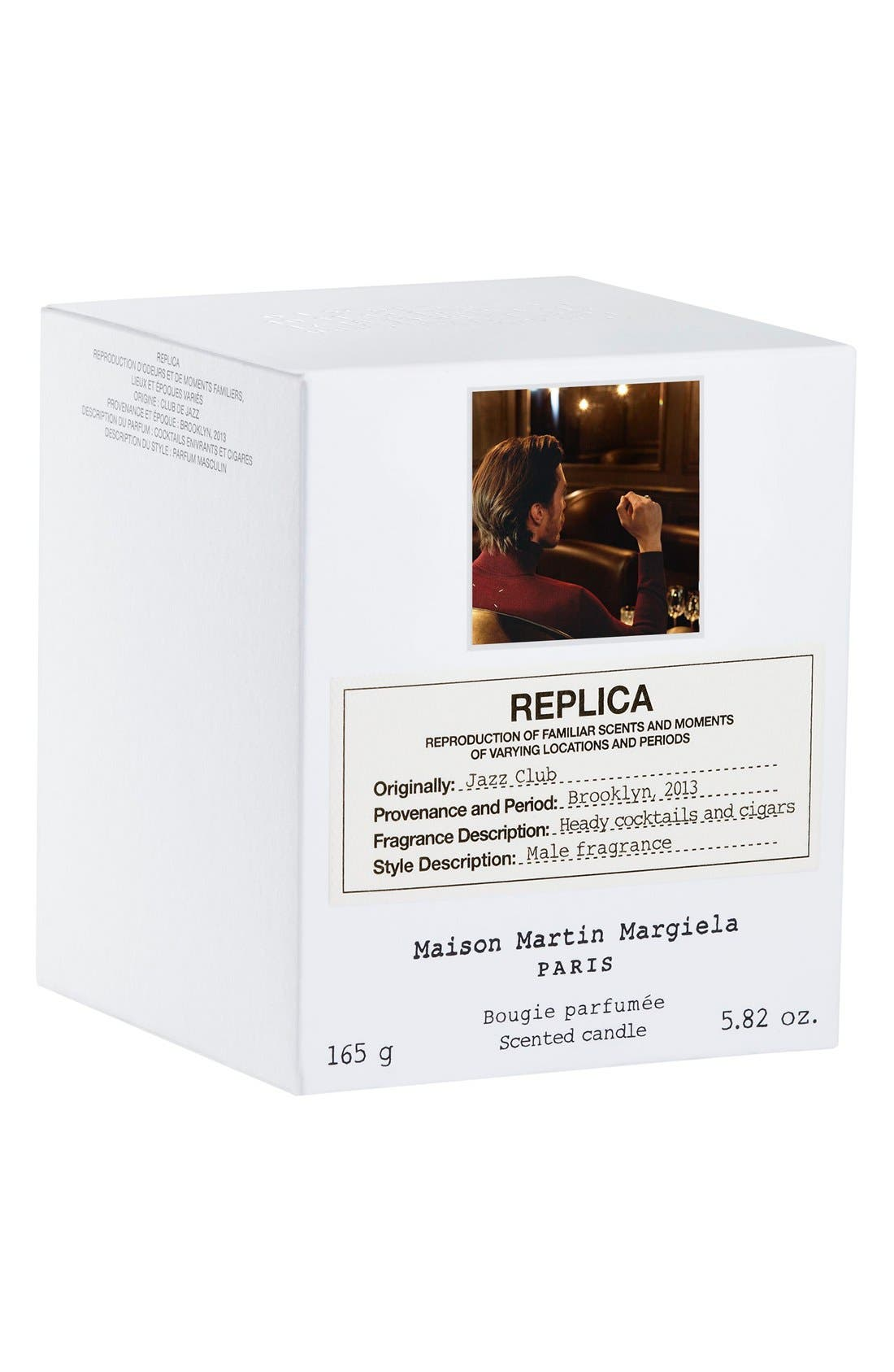 Maison Martin Replica Beach Walk Candle,                             Alternate thumbnail 5, color,
