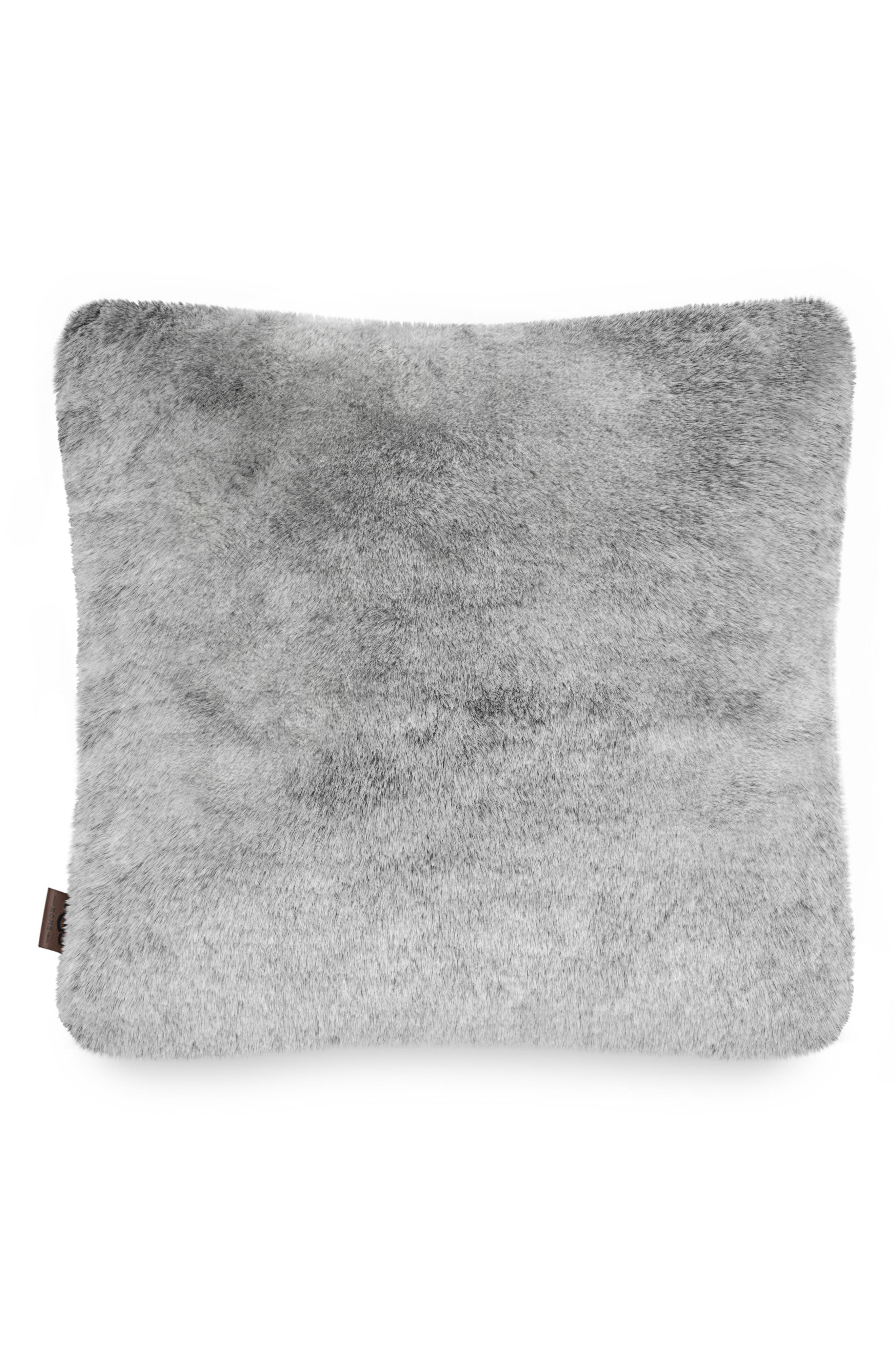 Dream Faux Fur Pillow,                             Main thumbnail 1, color,                             021