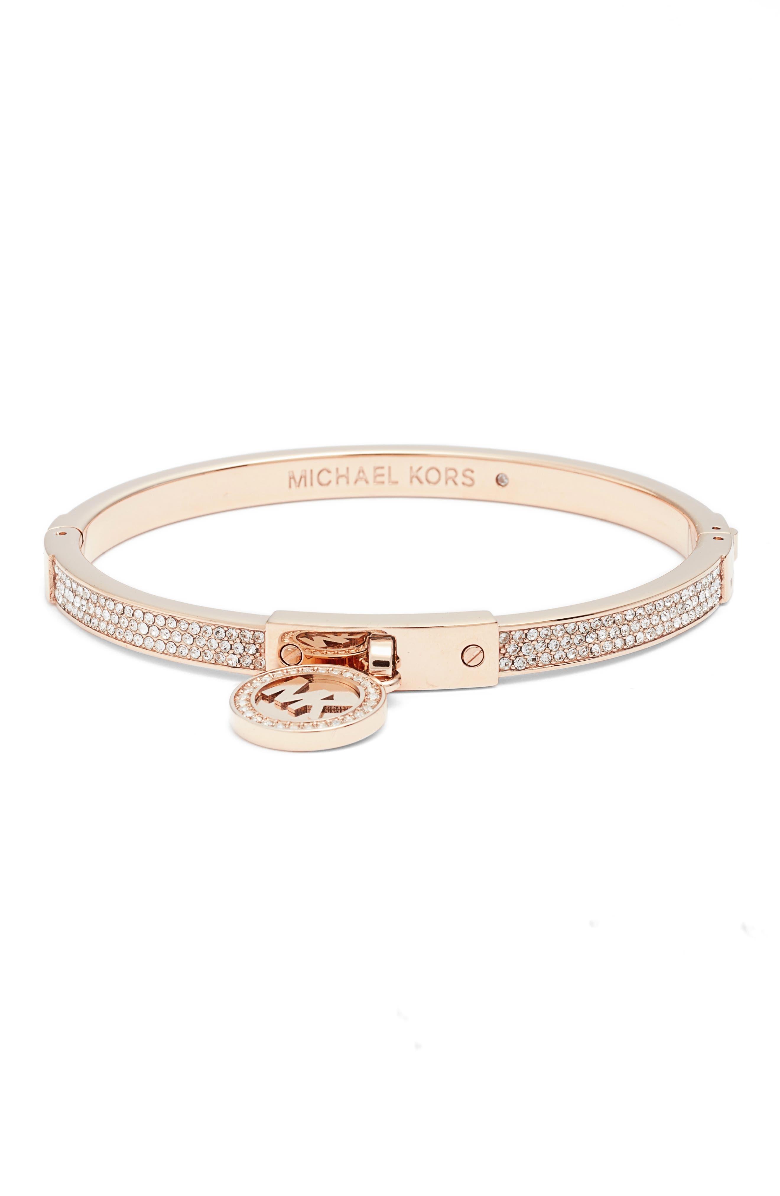 Crystal Bracelet,                         Main,                         color, 650