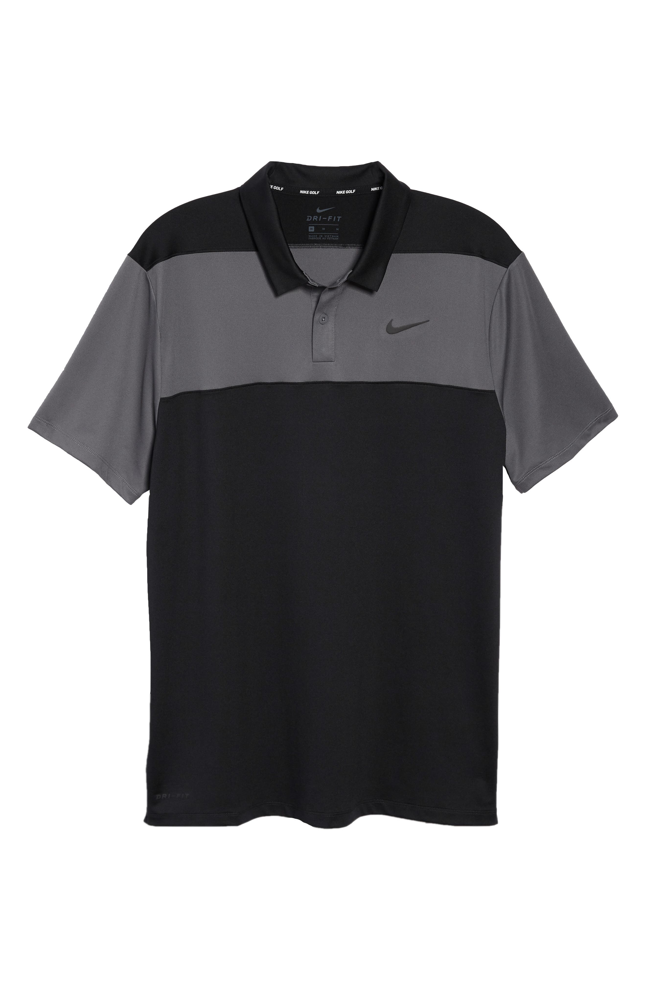 Golf Dry Color Polo,                             Alternate thumbnail 6, color,                             010