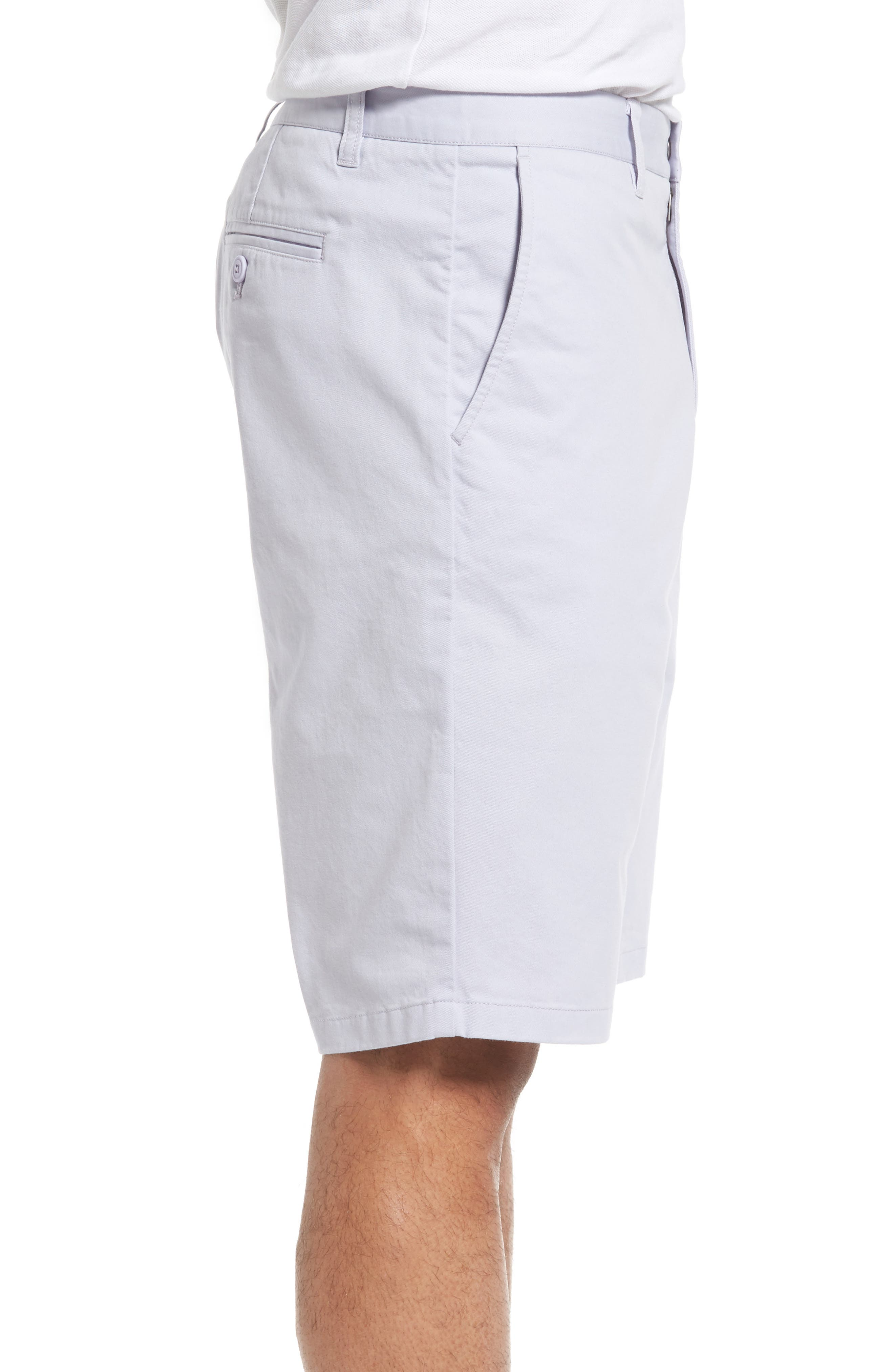 Stretch Washed Chino 11-Inch Shorts,                             Alternate thumbnail 32, color,