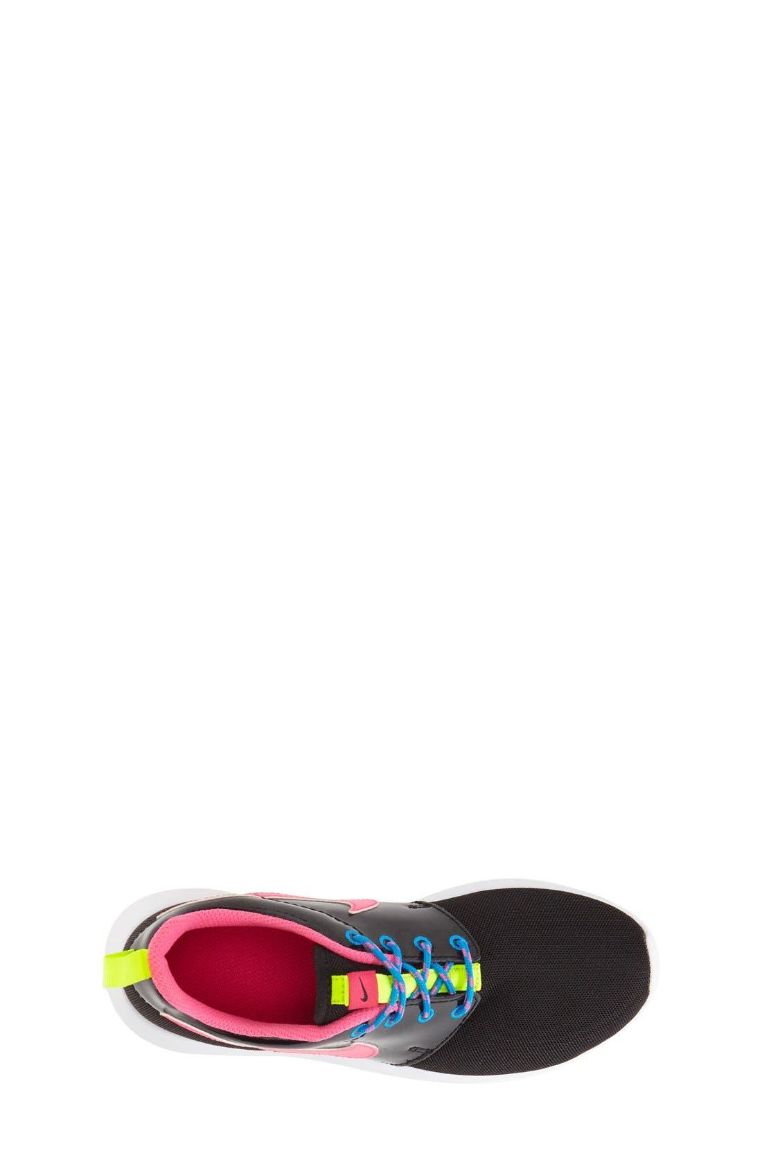 'Roshe Run' Athletic Shoe,                             Alternate thumbnail 120, color,