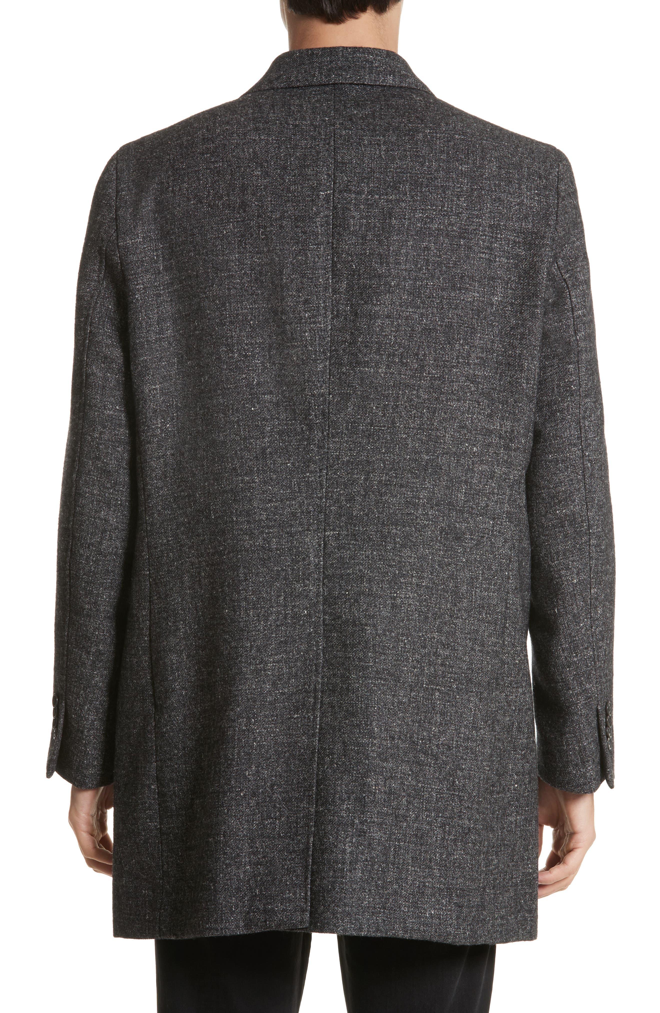 Walsh Wool Blend Topcoat,                             Alternate thumbnail 2, color,                             015