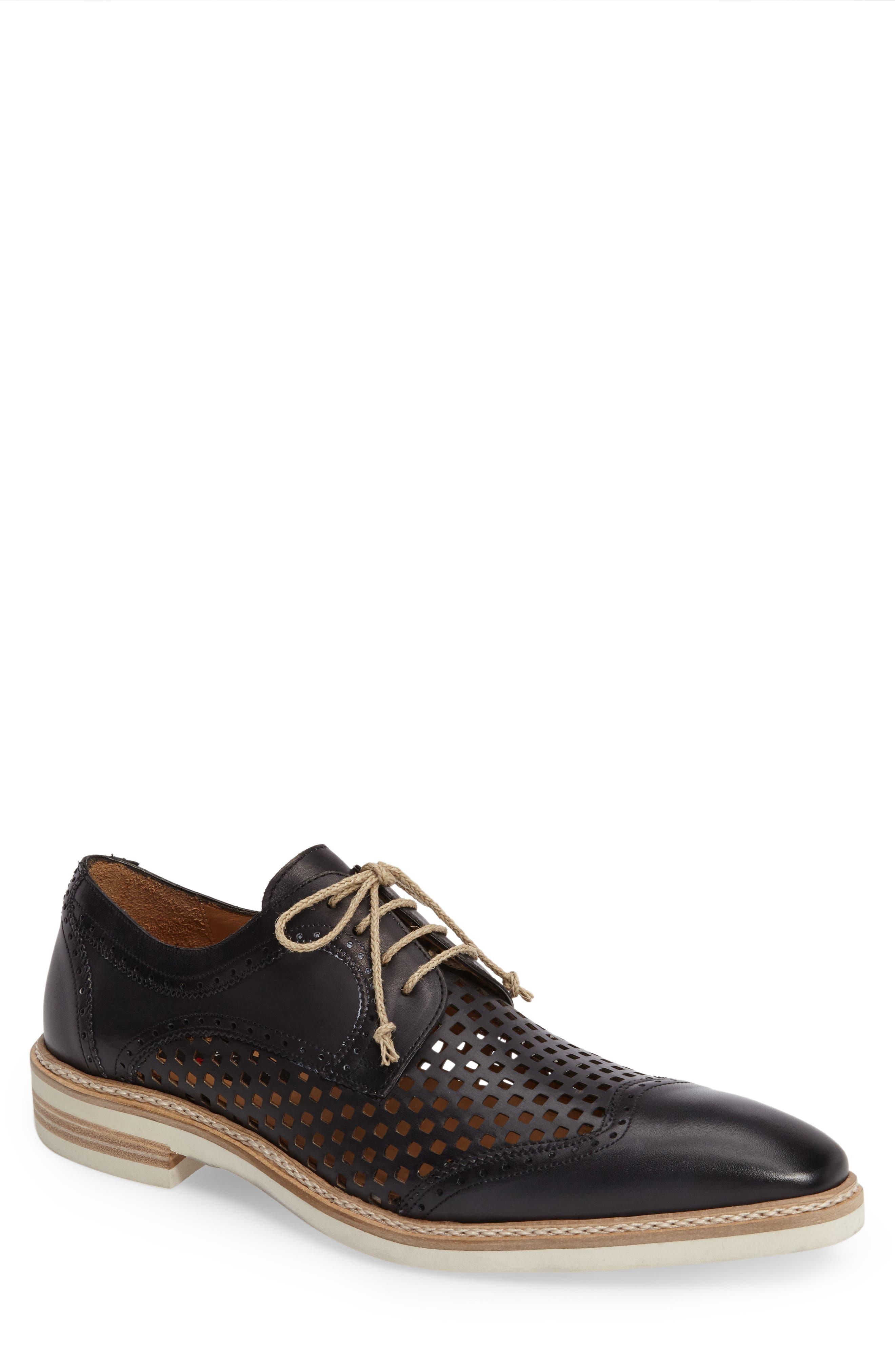 Alvarez Spectator Shoe,                         Main,                         color, 001