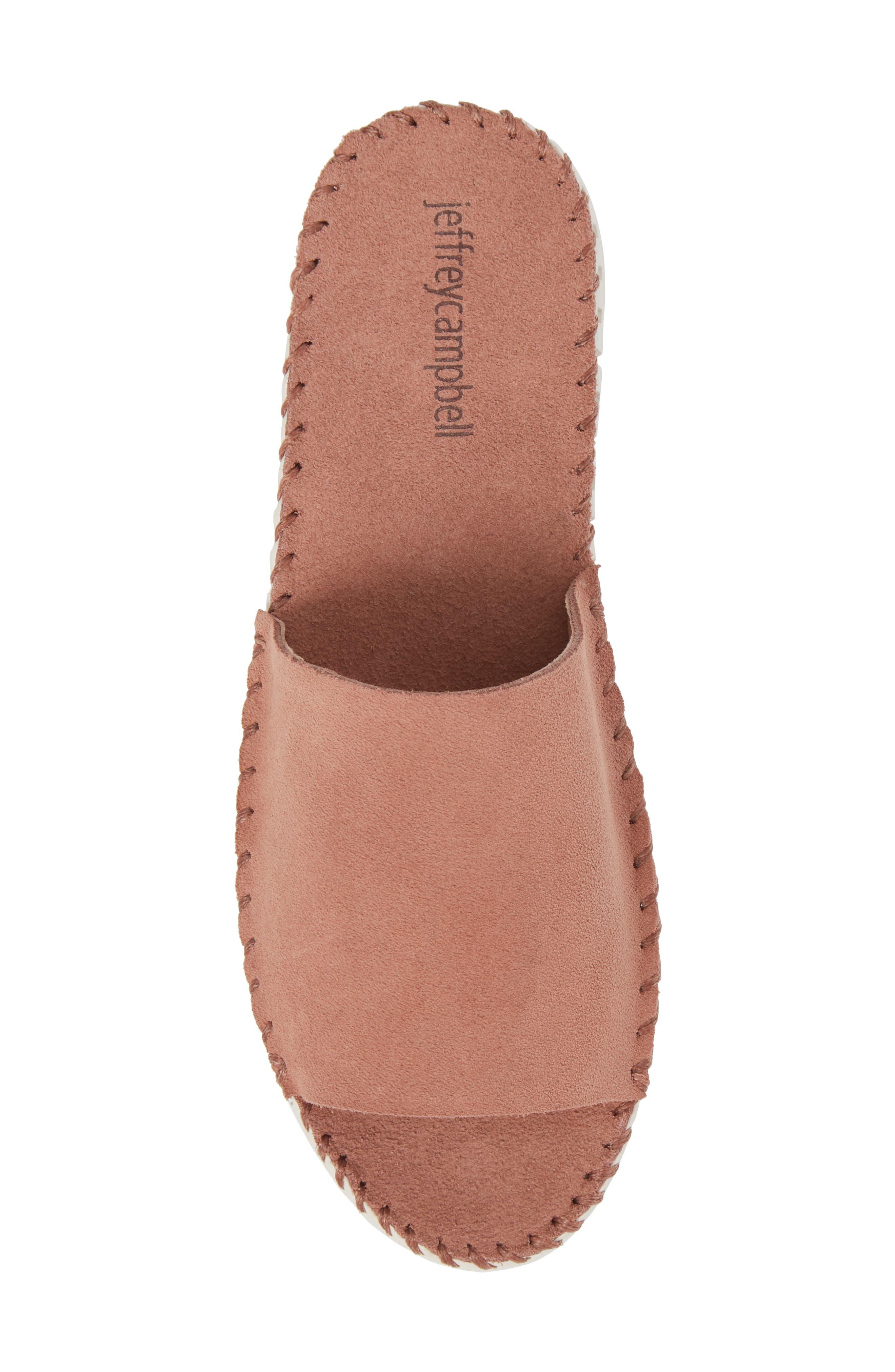 Pave Platform Slide Sandal,                             Alternate thumbnail 15, color,