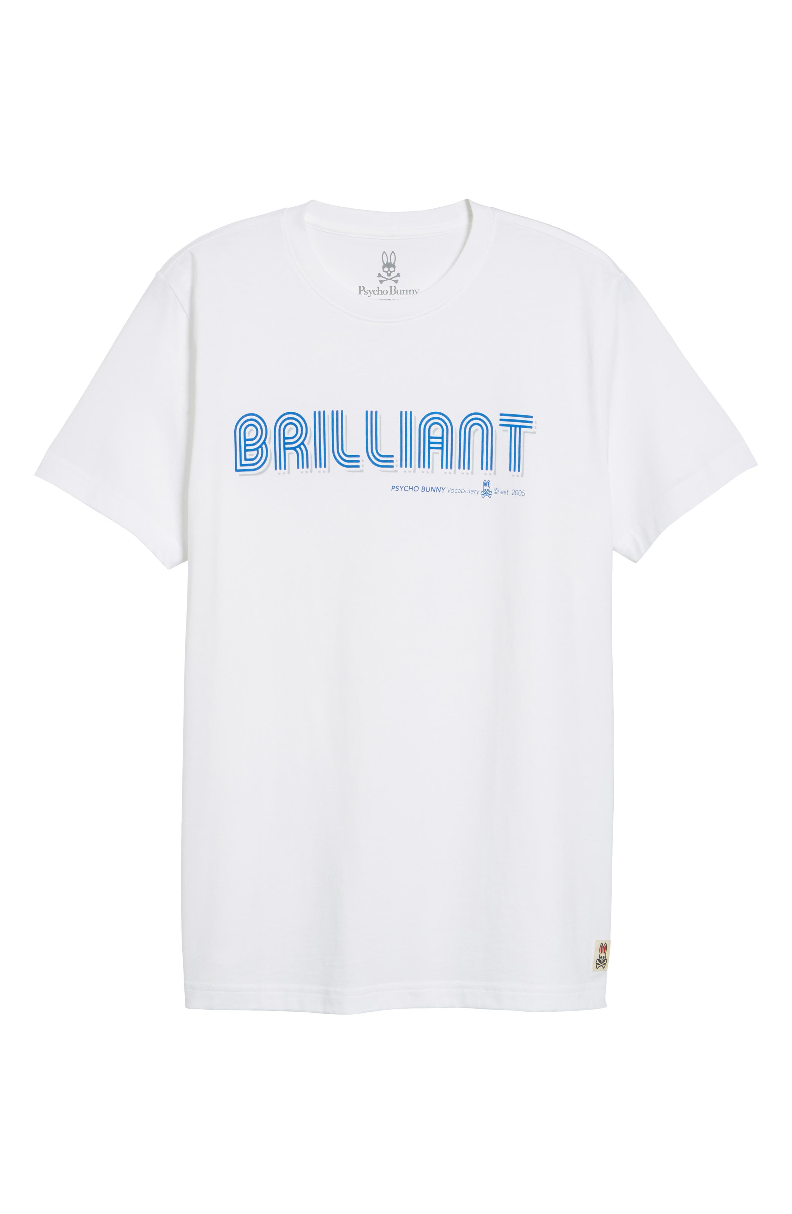Brilliant T-Shirt,                             Alternate thumbnail 6, color,                             100